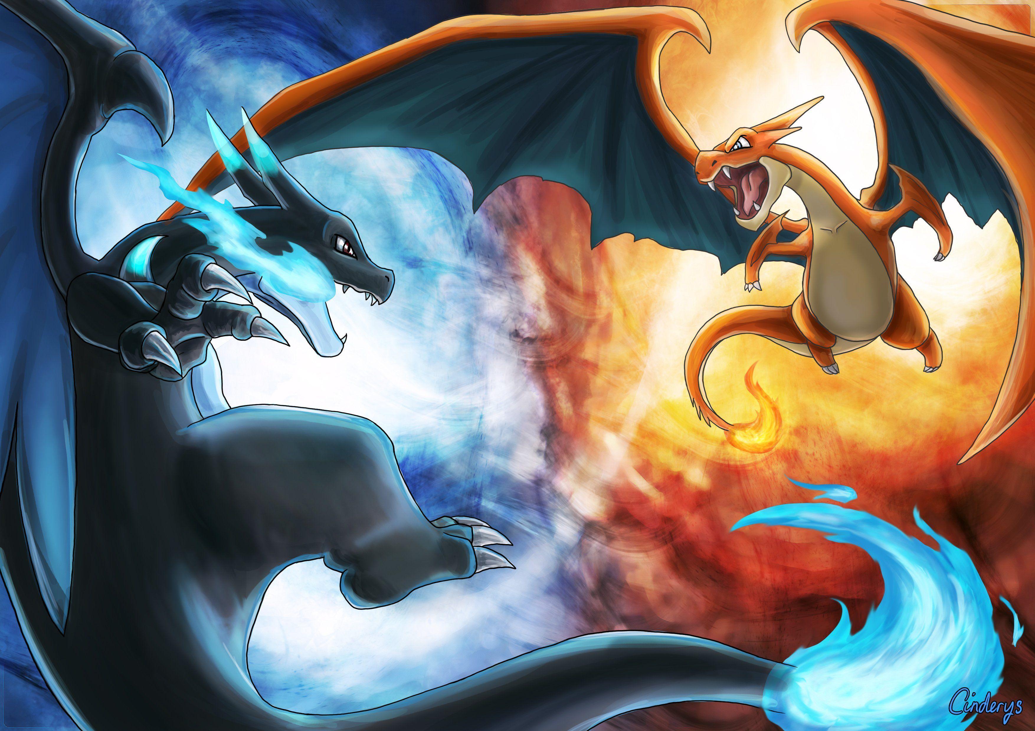 Pokemon Charizard Wallpapers Top Free Pokemon Charizard
