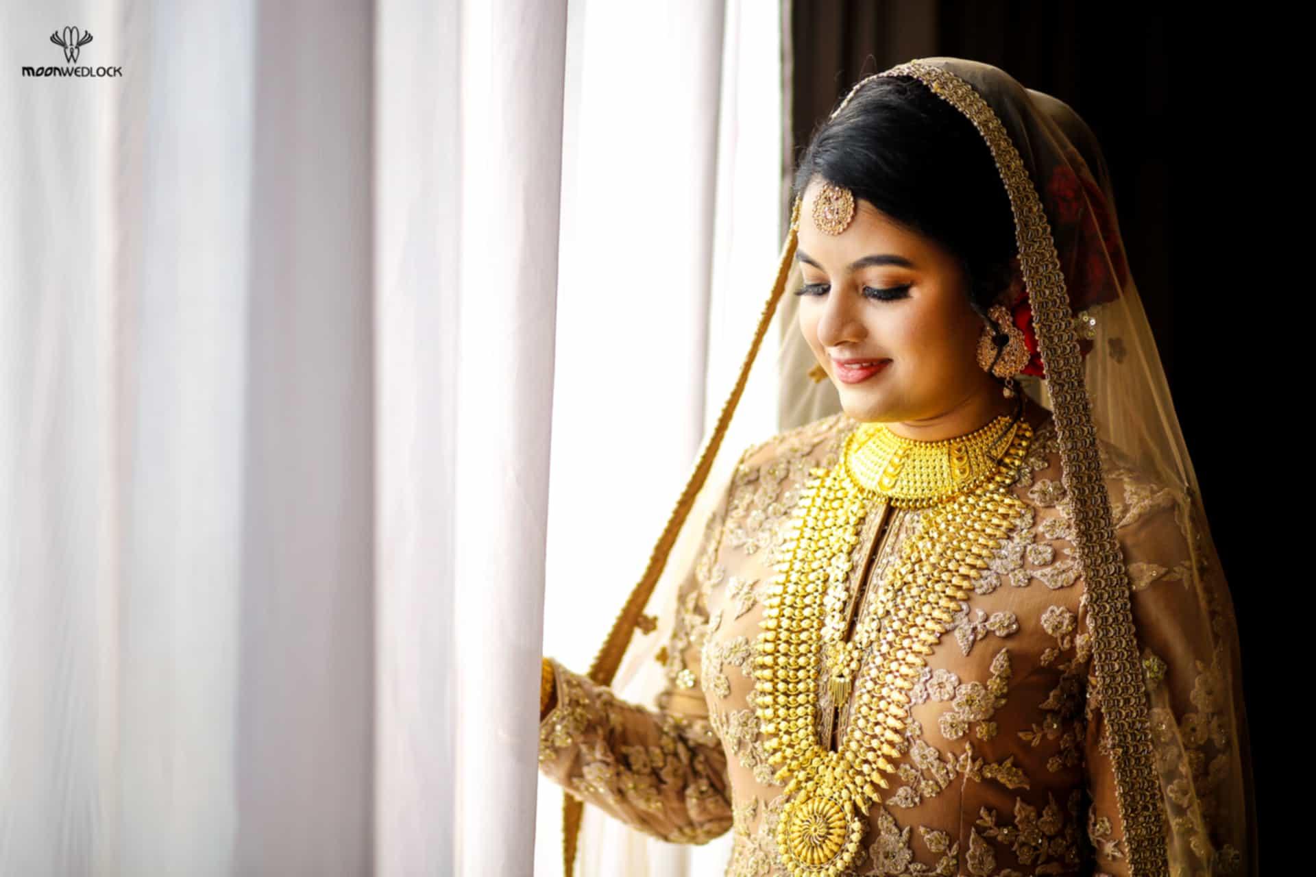 Kerala Muslim Wedding Makeup Saubhaya Makeup