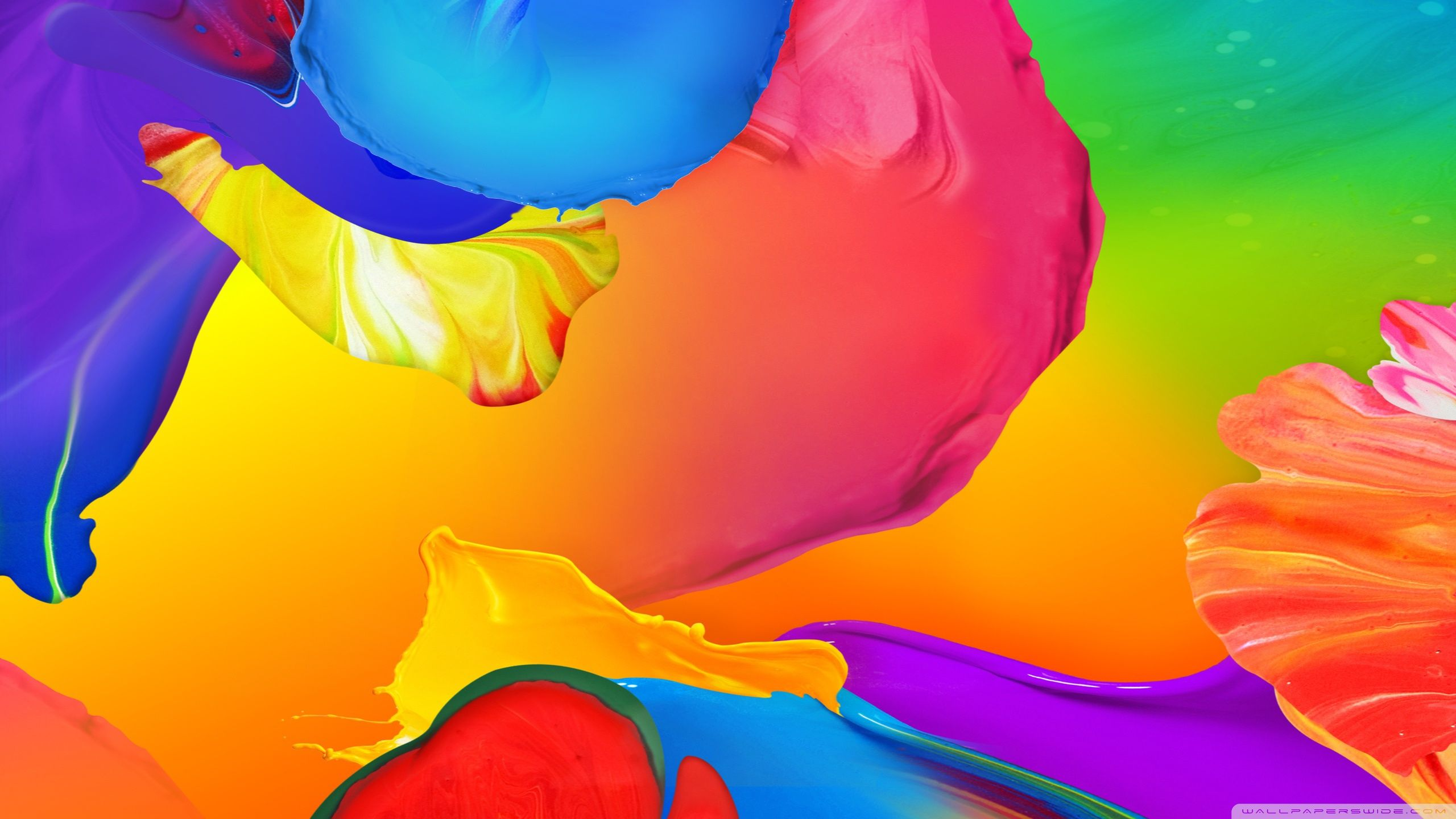 Colorful Abstract Art Wallpapers Top Free Colorful