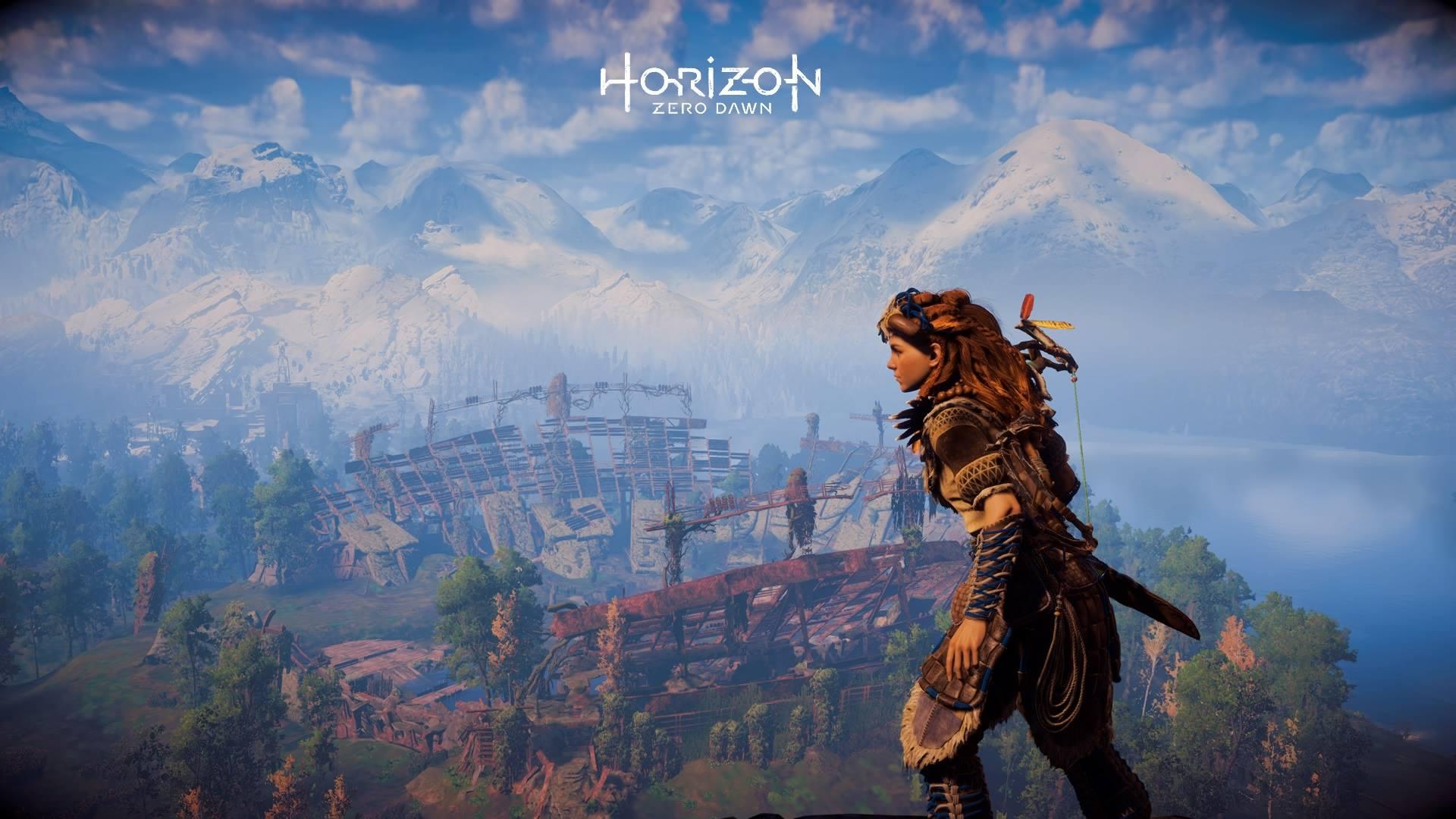 Horizon Zero Dawn Wallpapers Top Free Horizon Zero Dawn