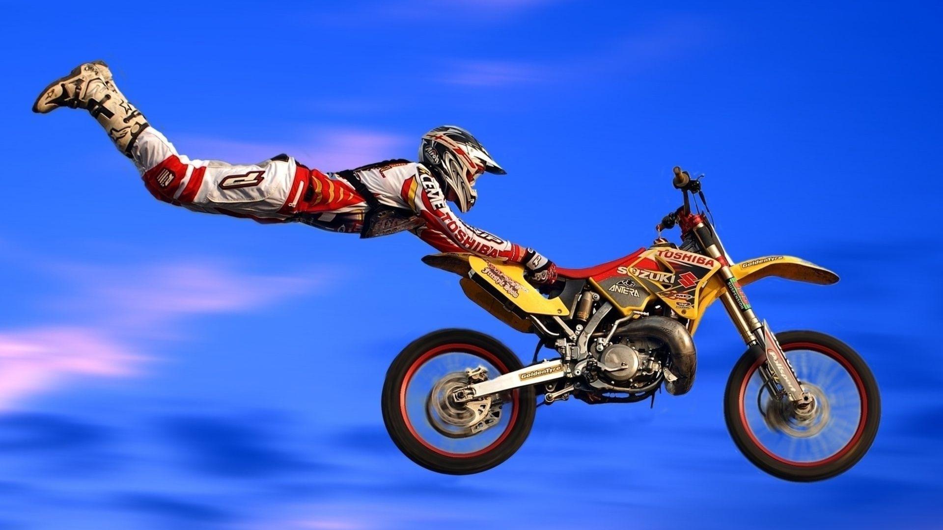 Dirt Bike Jumping Wallpapers - Top Free Dirt Bike Jumping
