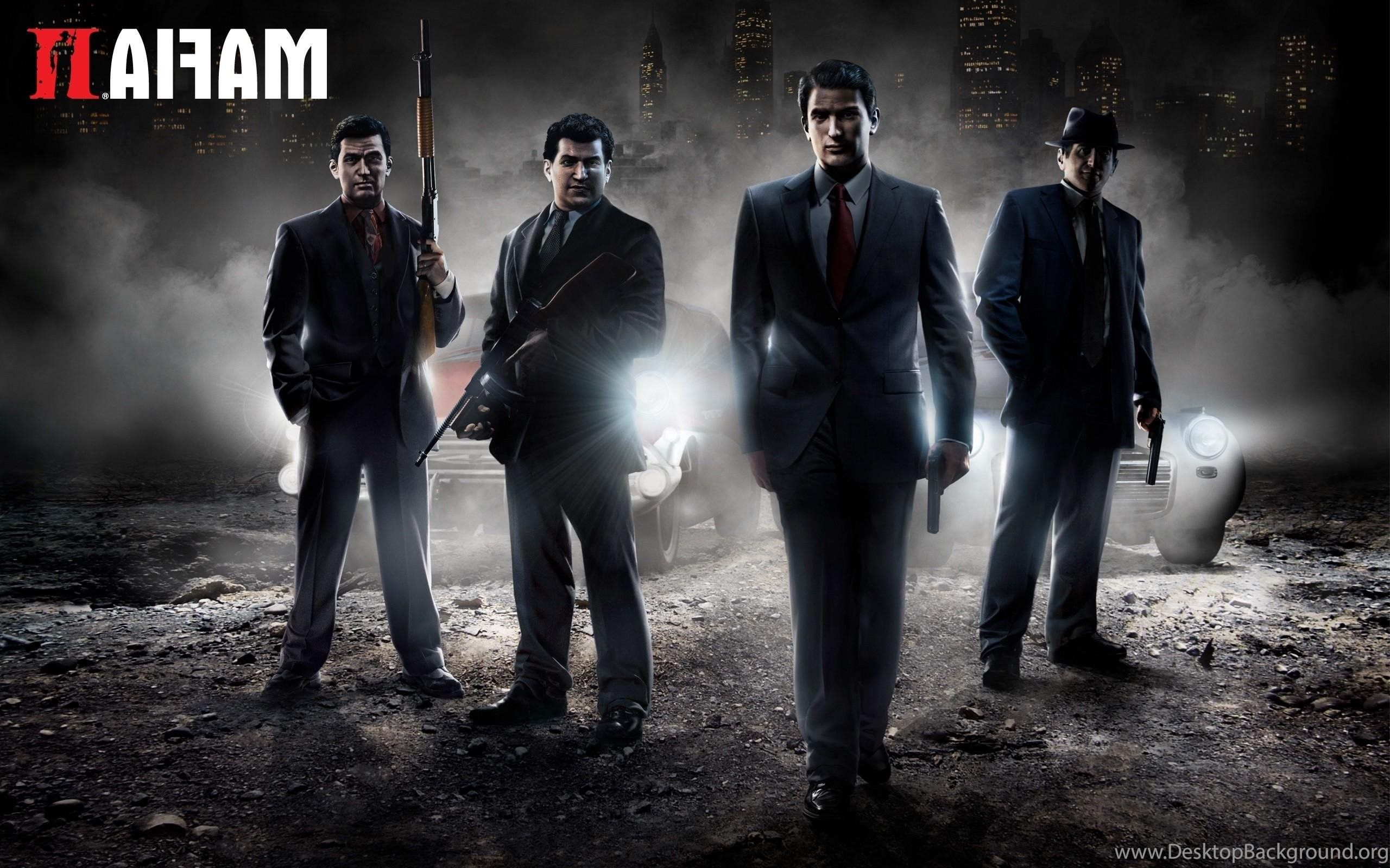 Mafia 2 Wallpapers Top Free Mafia 2 Backgrounds