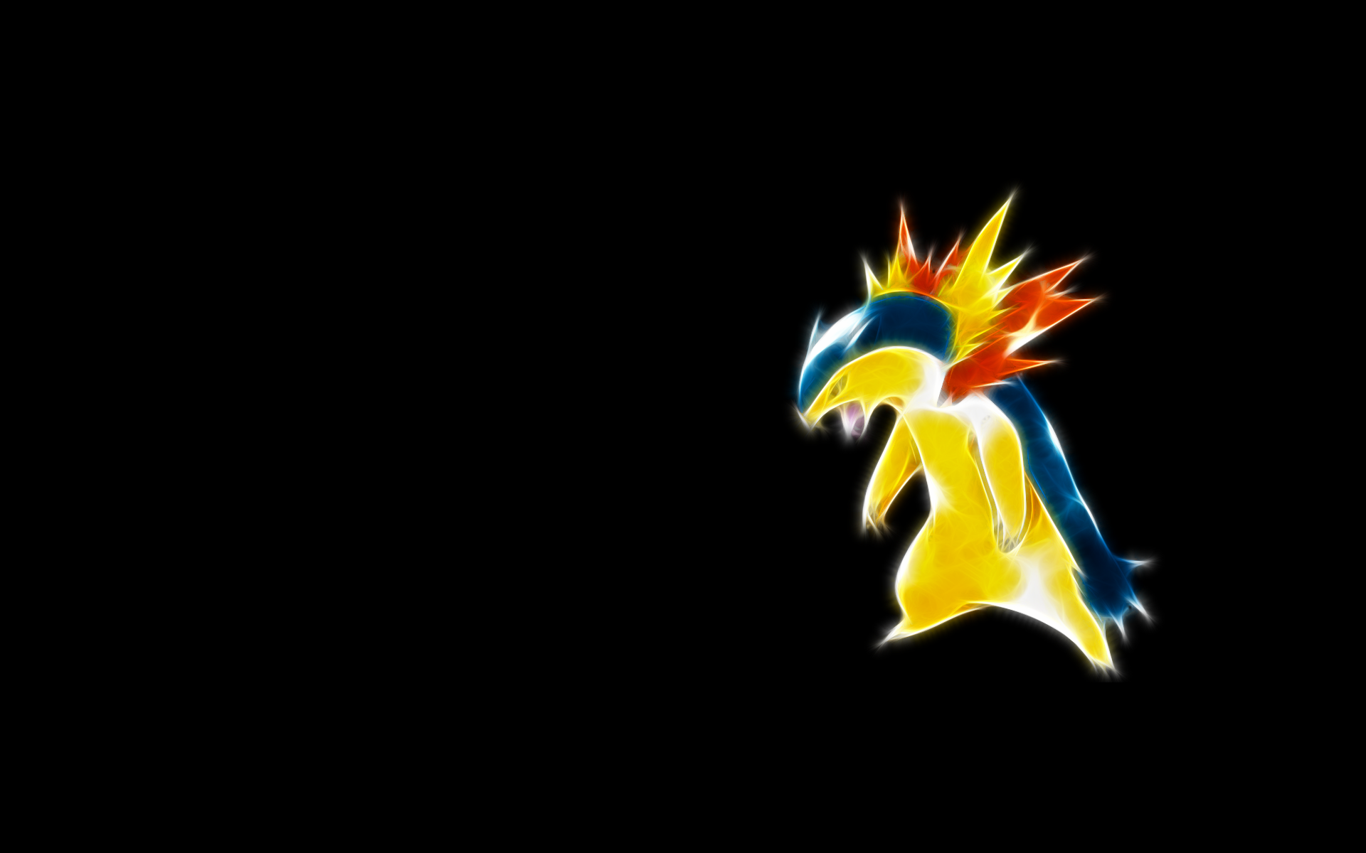 Typhlosion Wallpapers Top Free Typhlosion Backgrounds Wallpaperaccess