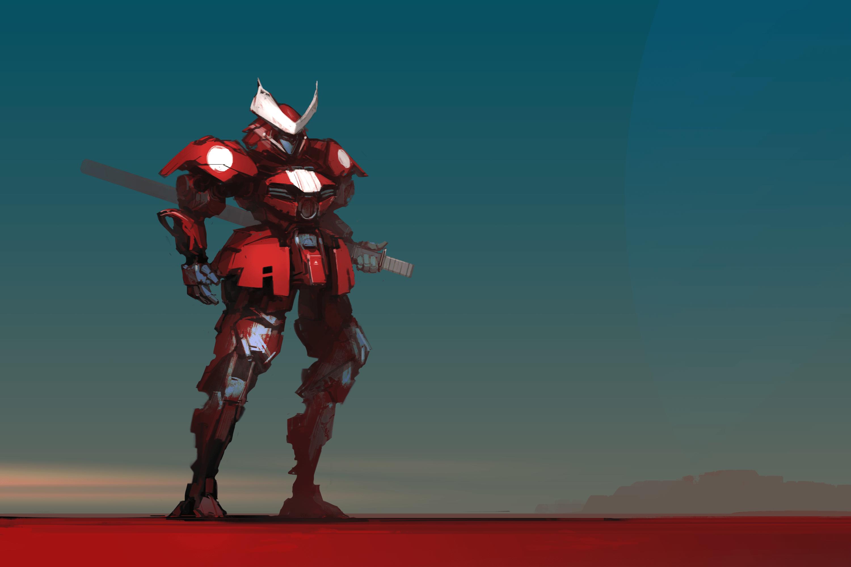 Robot Samurai Wallpapers Top Free Robot Samurai Backgrounds