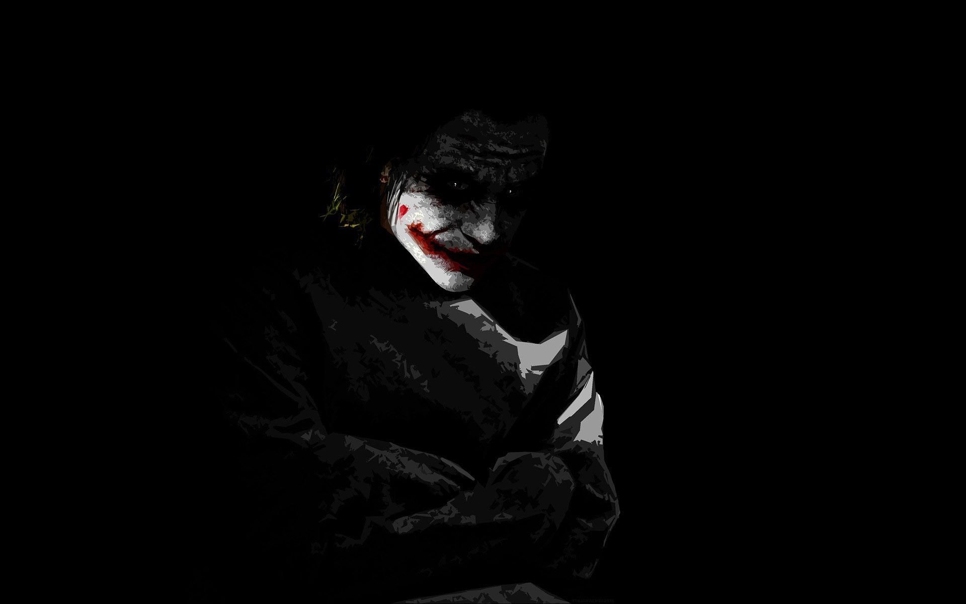 Scary Joker Wallpapers - Top Free Scary ...