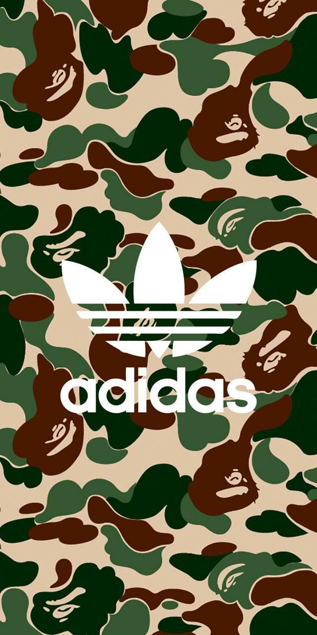 Adidas Camo Wallpapers Top Free Adidas Camo Backgrounds