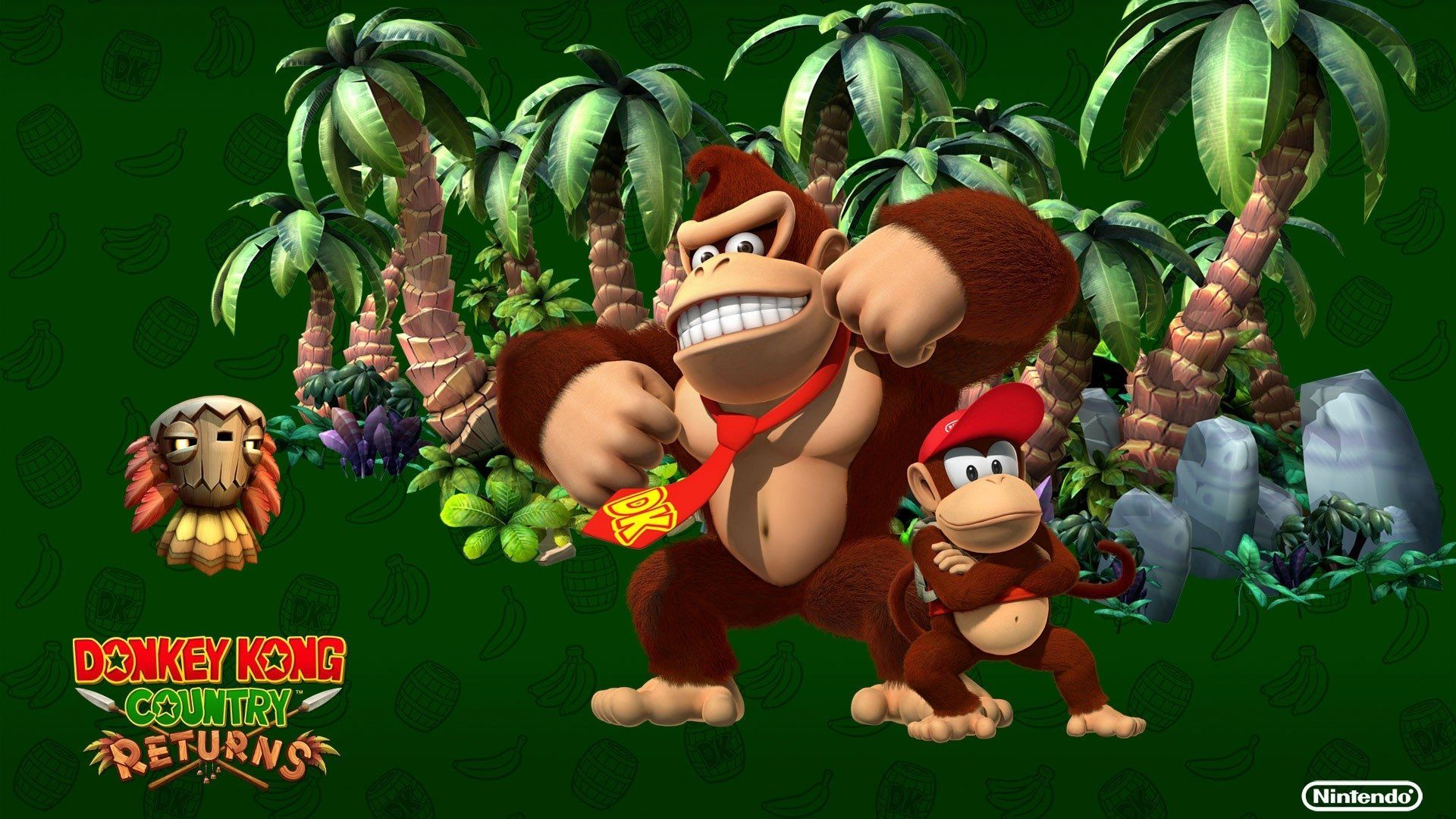 Donkey Kong Wallpapers Top Free Donkey Kong Backgrounds