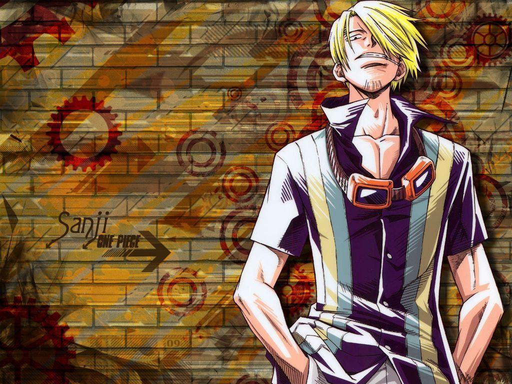 Sanji One Piece Wallpapers Top Free Sanji One Piece Backgrounds Wallpaperaccess