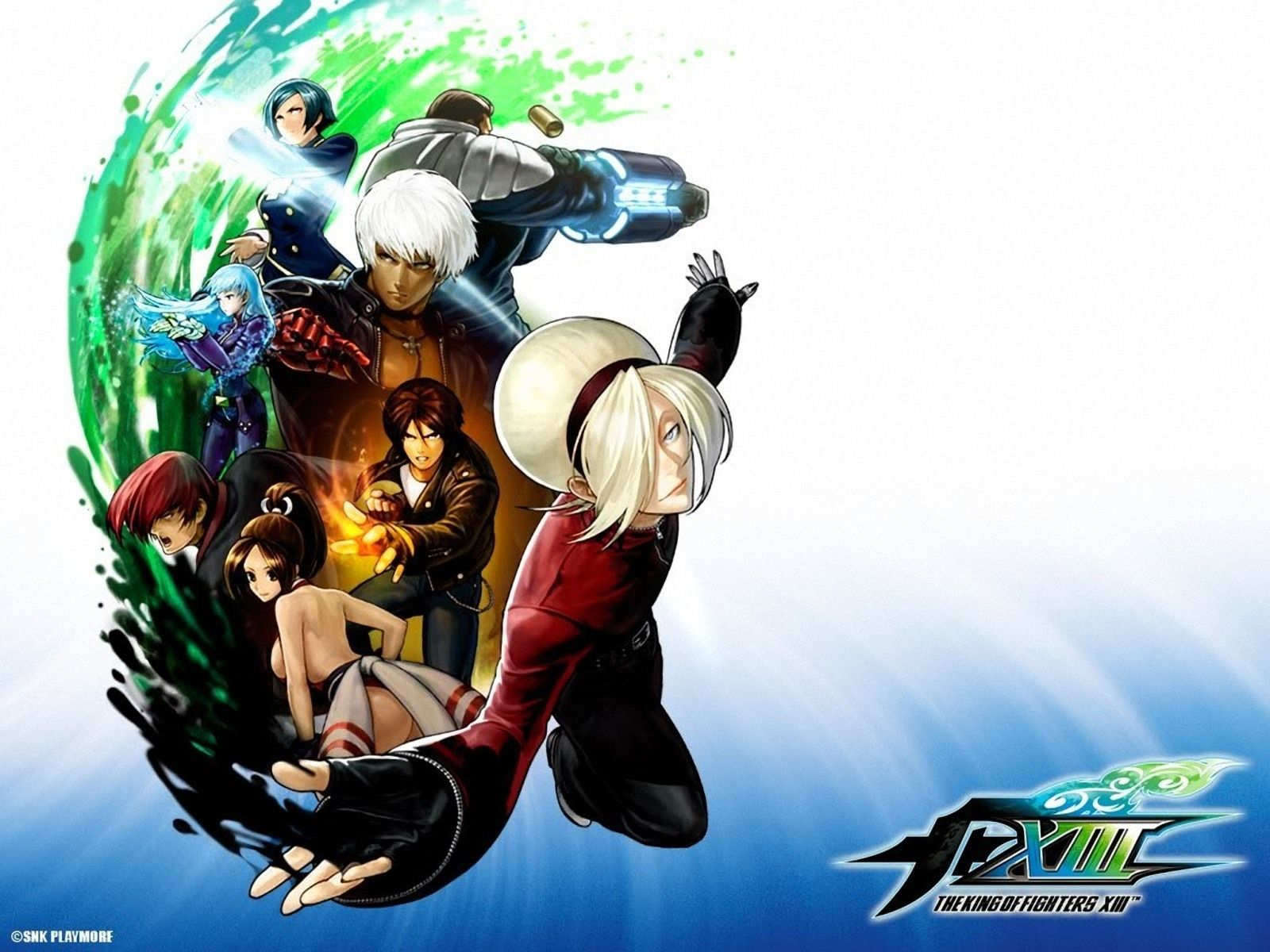 King Of Fighters Wallpapers Top Free King Of Fighters