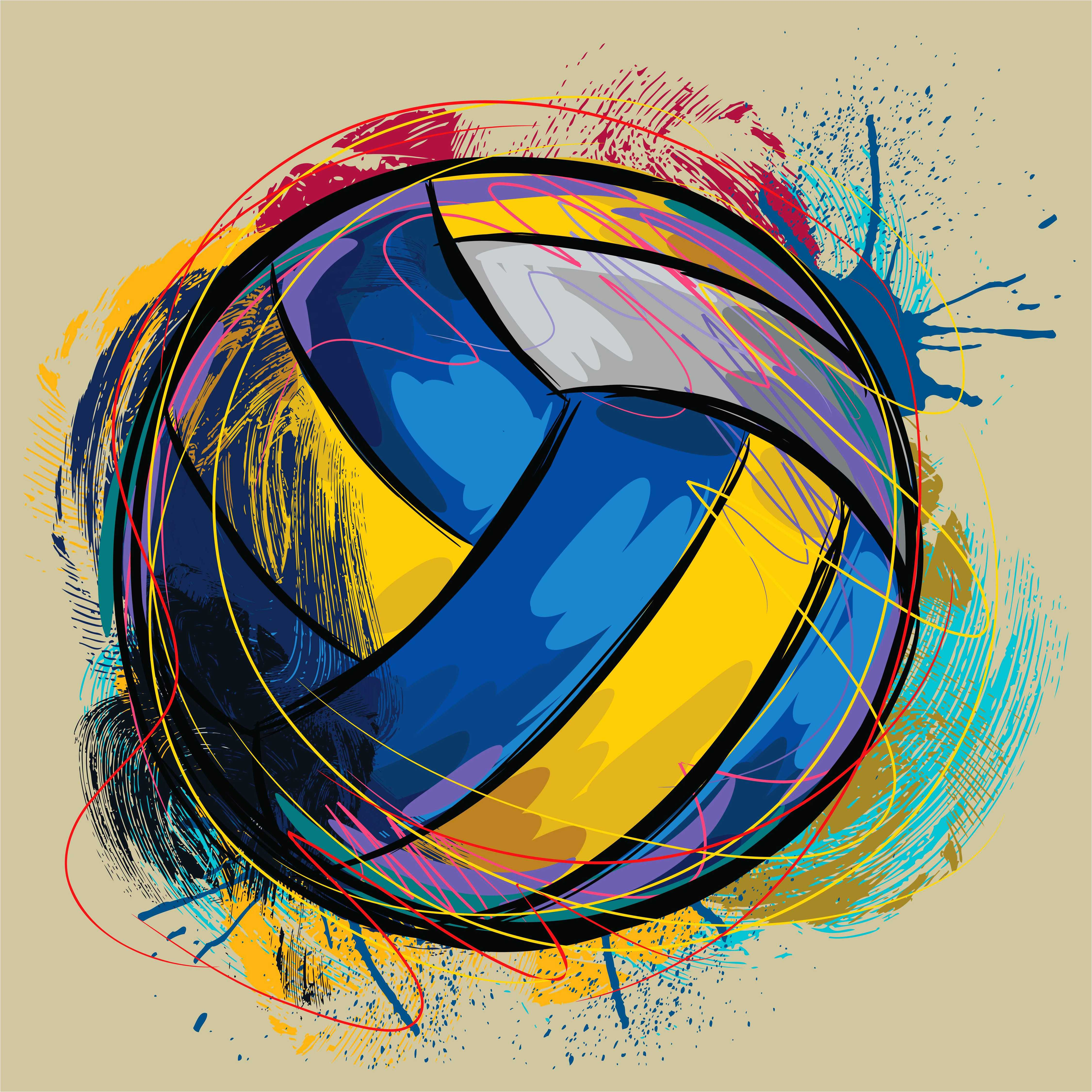 Volleyball Wallpapers Top Free Volleyball Backgrounds Wallpaperaccess