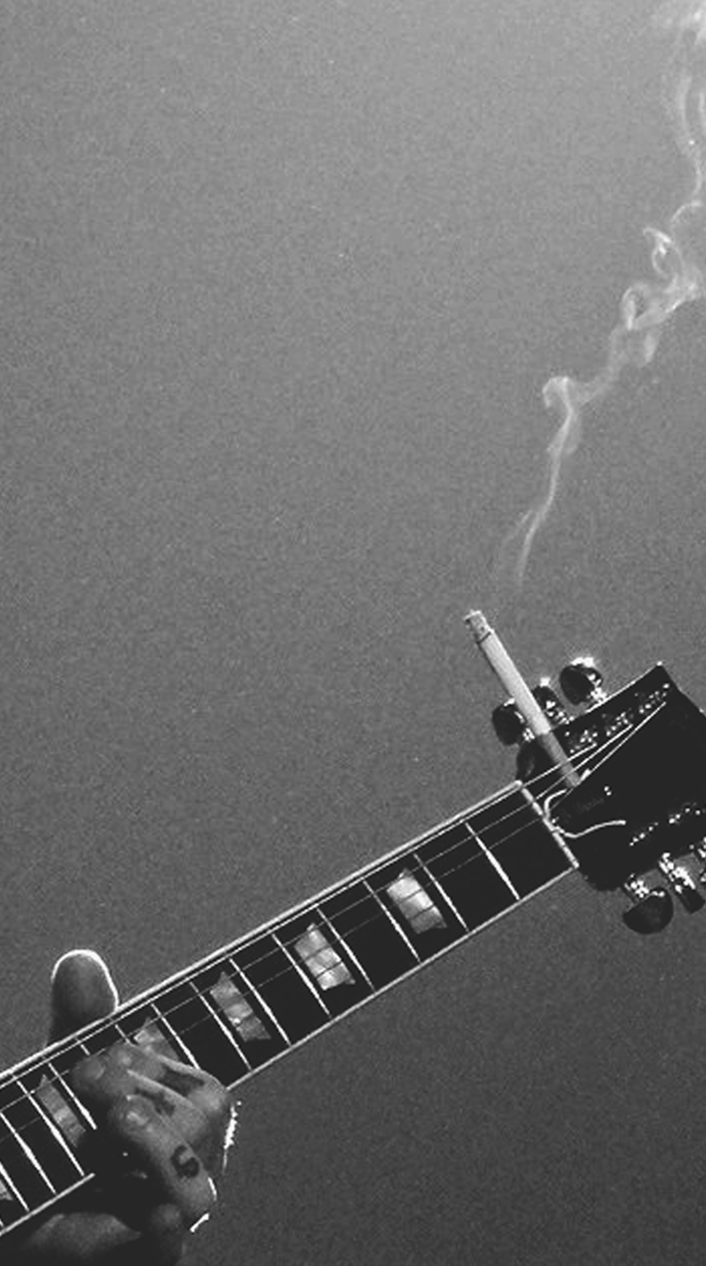 Guitar Iphone Wallpapers Top Free Guitar Iphone Backgrounds Wallpaperaccess