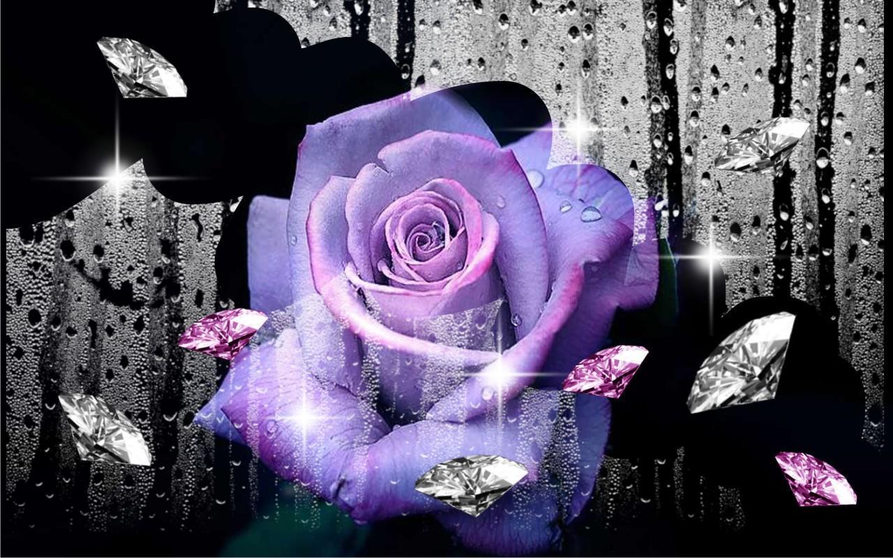 редко розы и алмазы картинки руки первое