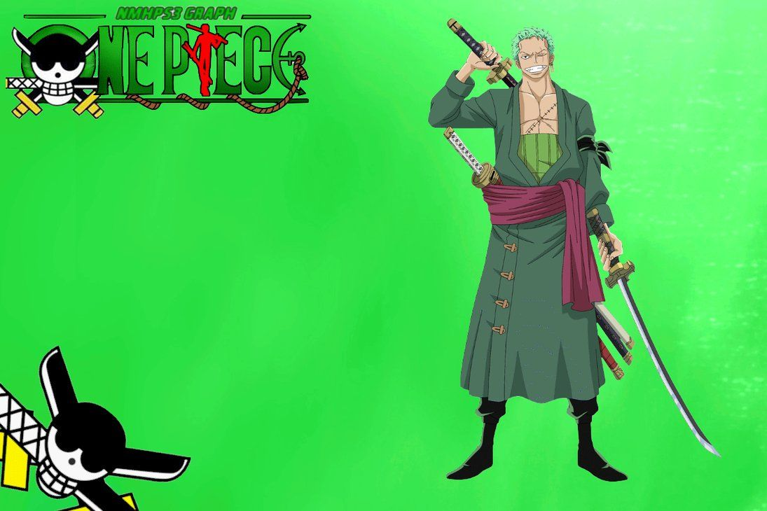 One Piece Zoro Wallpapers Top Free One Piece Zoro Backgrounds Wallpaperaccess