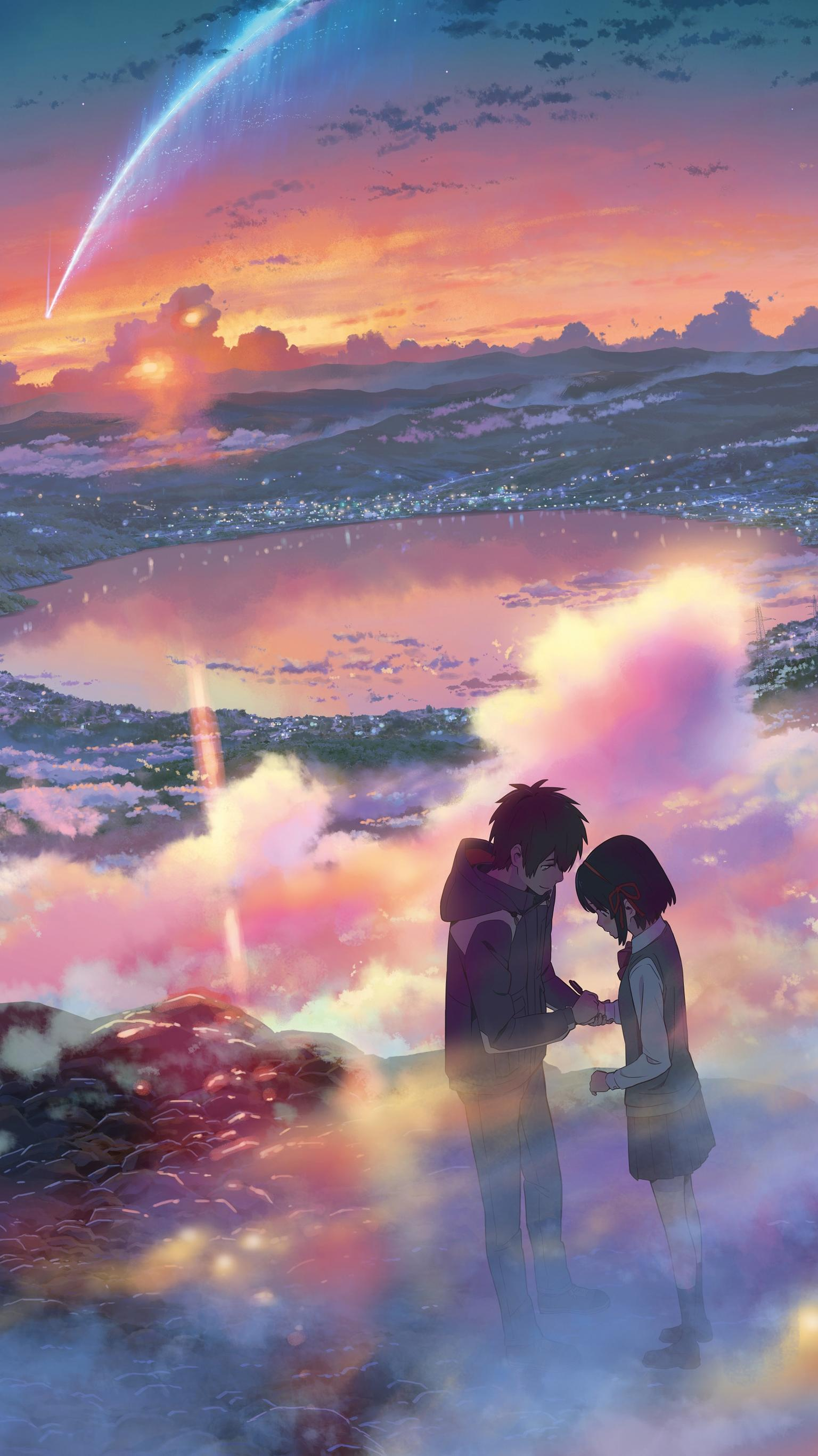 Your Name Phone Wallpapers - Top Free