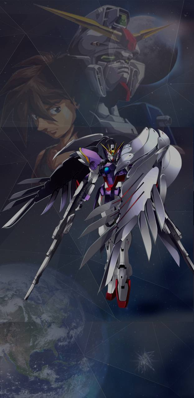 Gundam Wing Wallpapers Top Free Gundam Wing Backgrounds