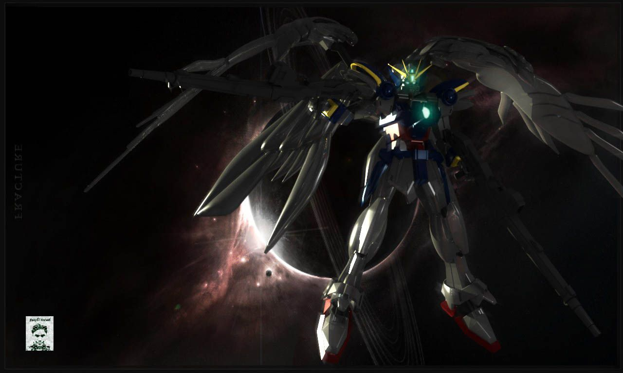Gundam Wing Wallpapers Top Free Gundam Wing Backgrounds
