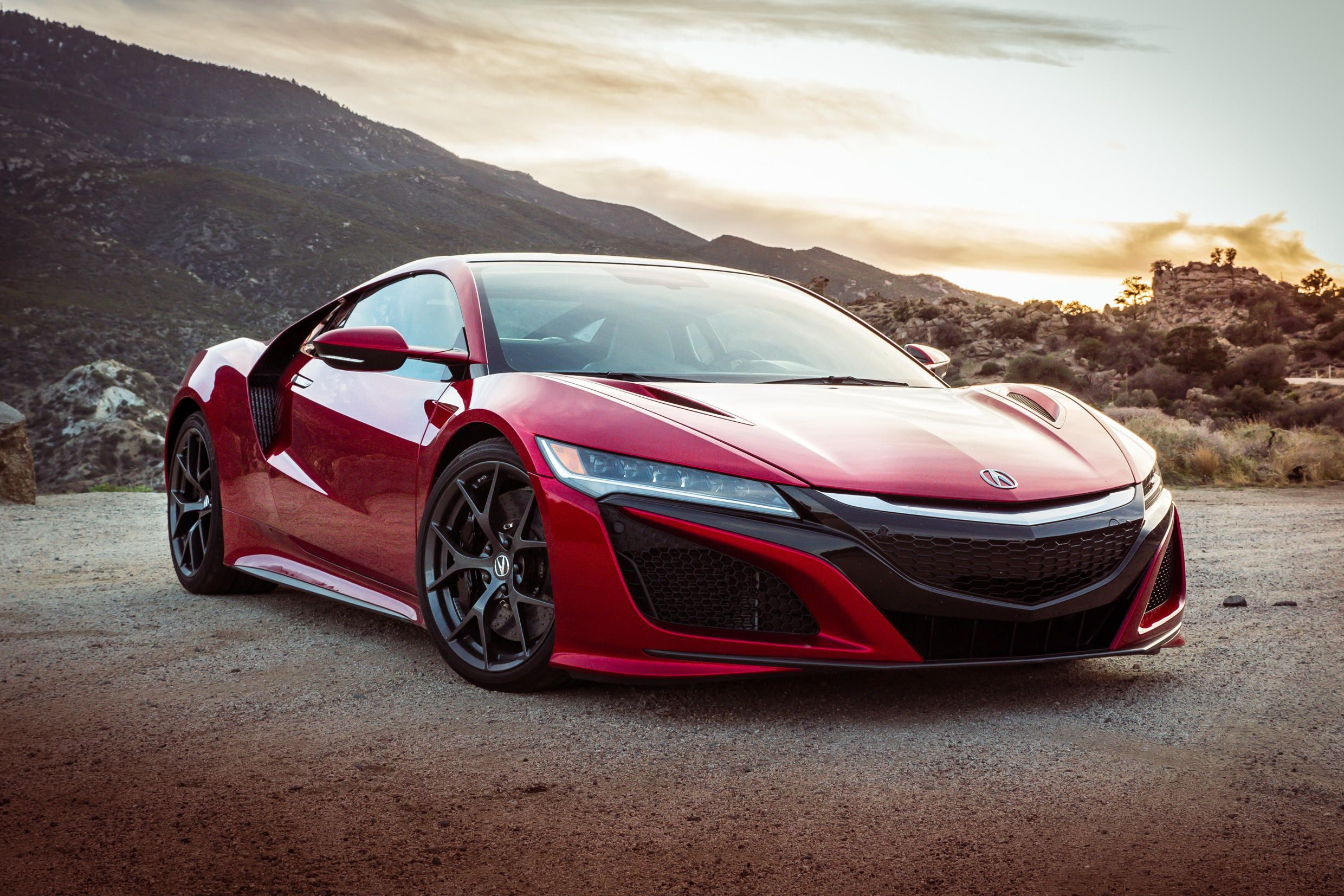 Acura Nsx Wallpapers Top Free Acura Nsx Backgrounds