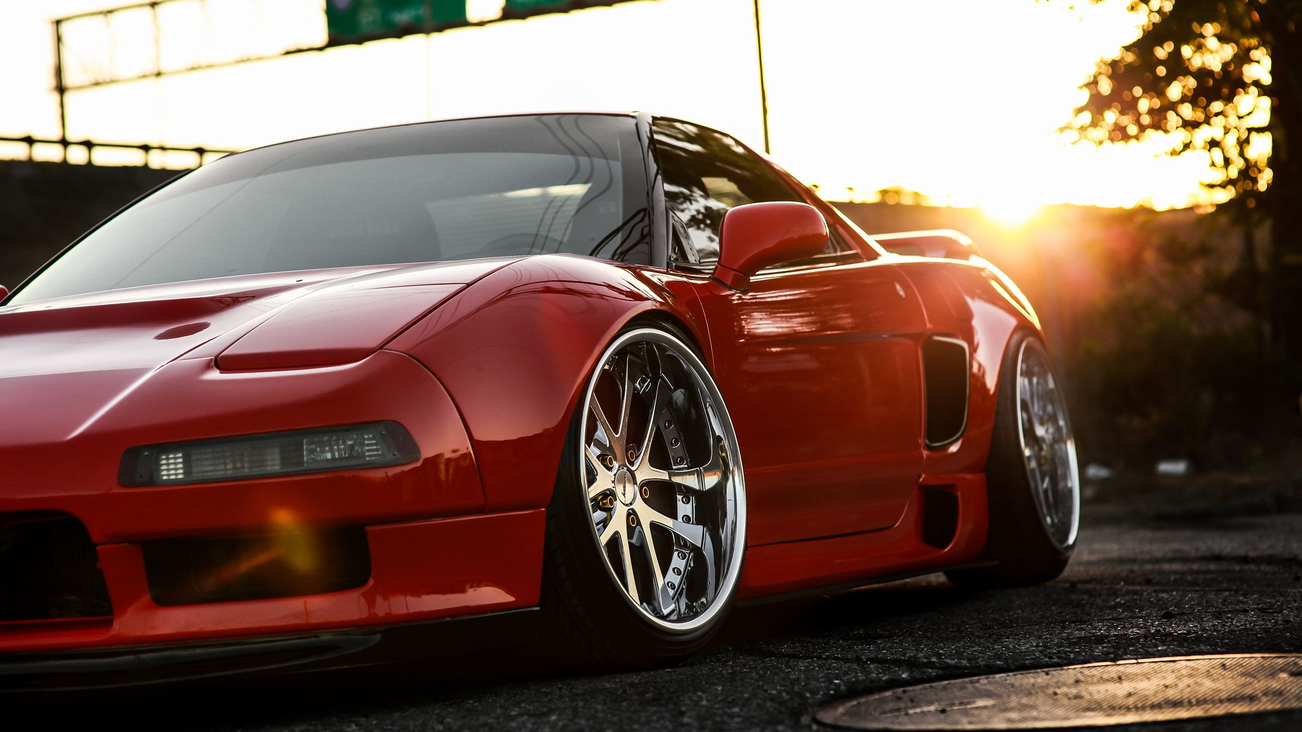 Top Free NSX 4K Backgrounds