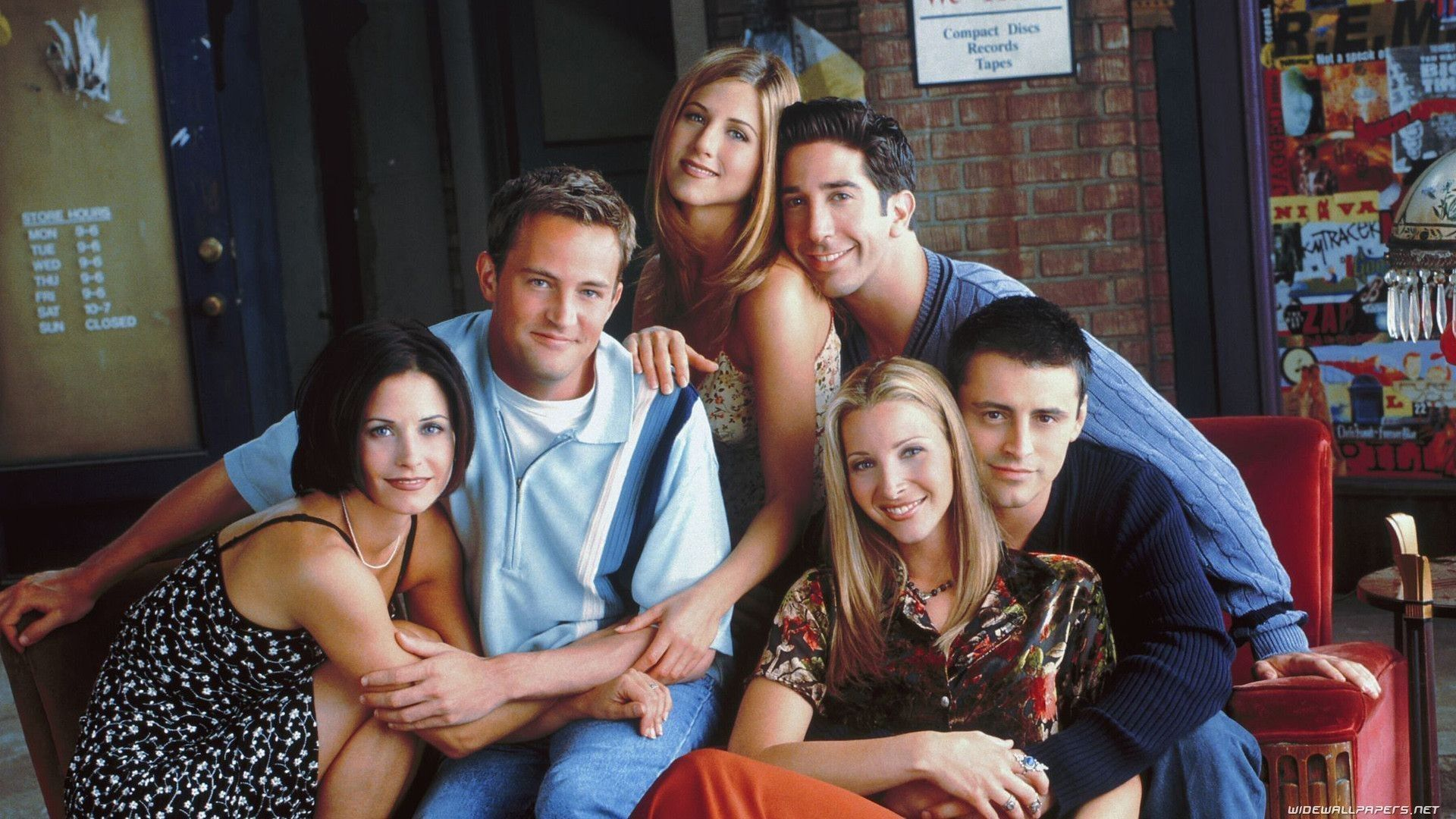 Friends Tv Show Wallpapers Top Free Friends Tv Show Backgrounds