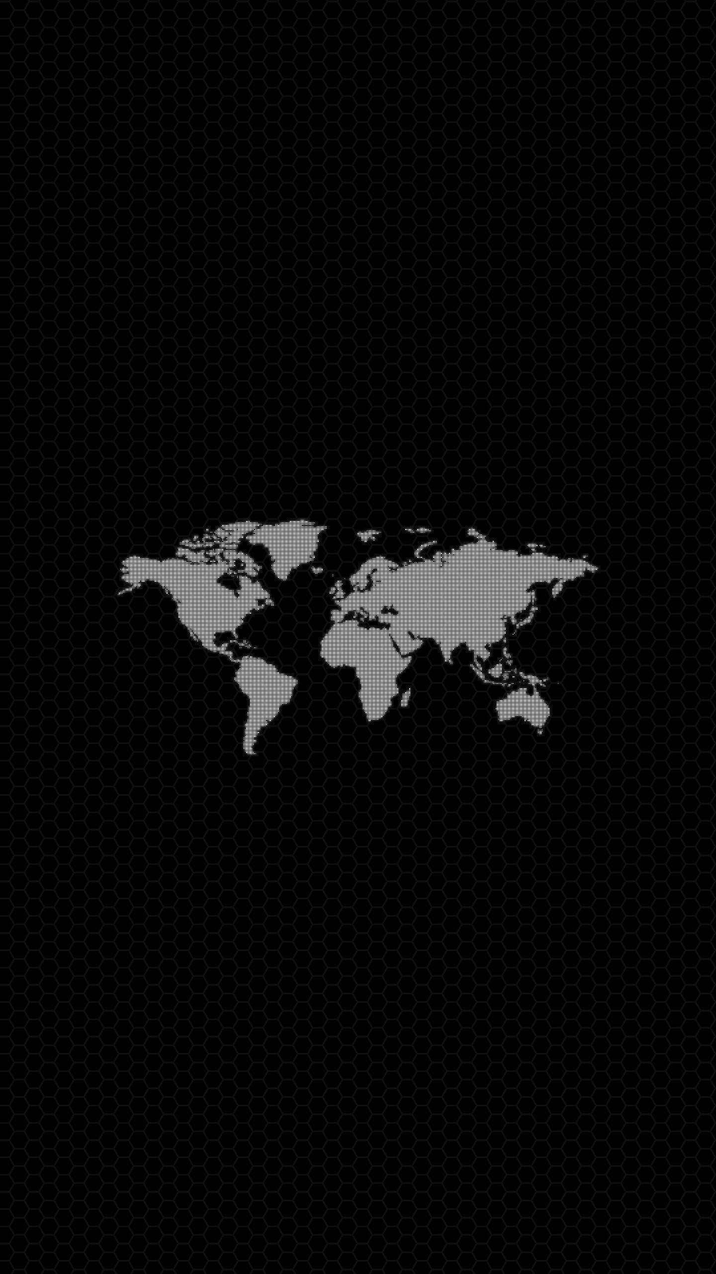 Minimalist World Map Wallpapers Top Free Minimalist World