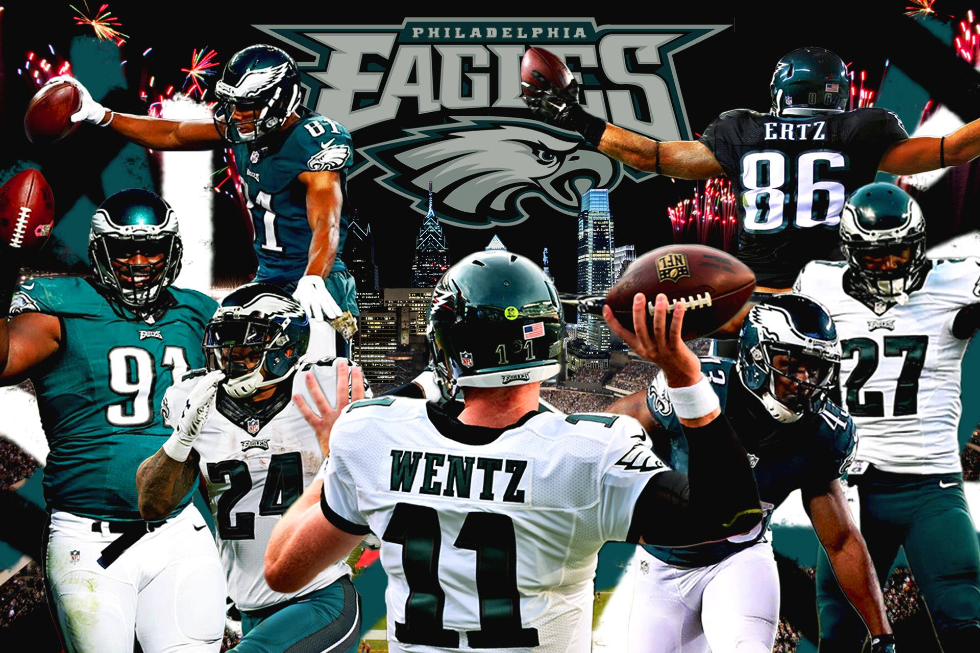 Eagles Football Wallpapers Top Free Eagles Football Backgrounds