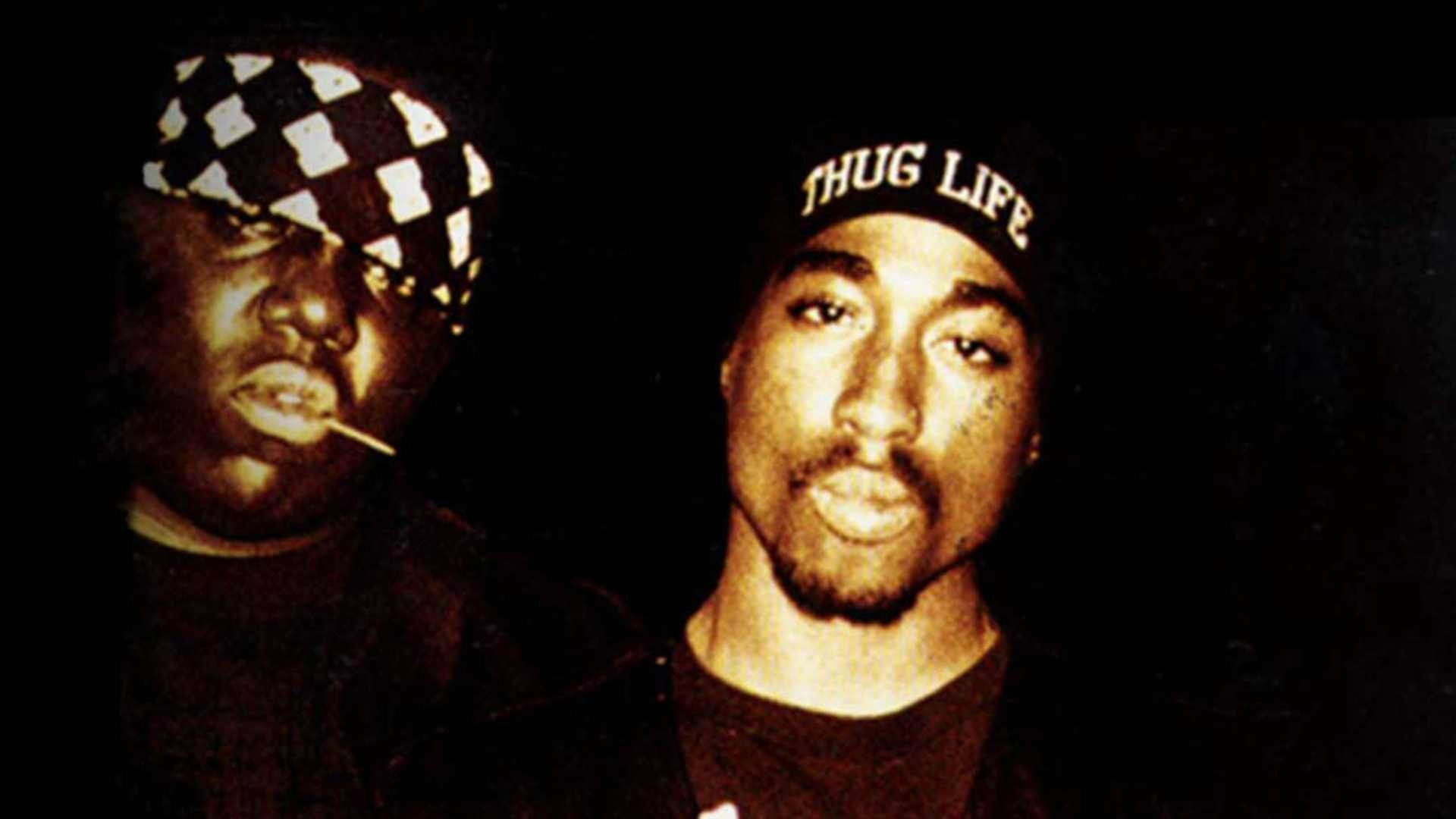 Tupac And Biggie Wallpapers Top Free Tupac And Biggie