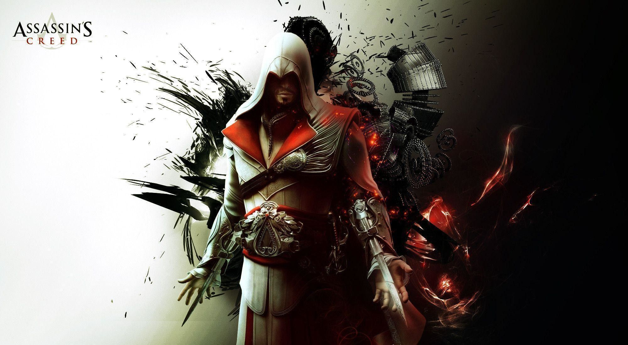 Ezio Auditore Wallpapers Top Free Ezio Auditore Backgrounds Wallpaperaccess