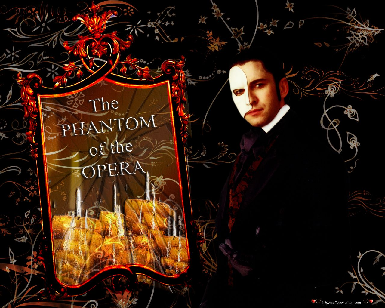 Phantom Of The Opera Wallpapers Top Free Phantom Of The Opera Backgrounds Wallpaperaccess