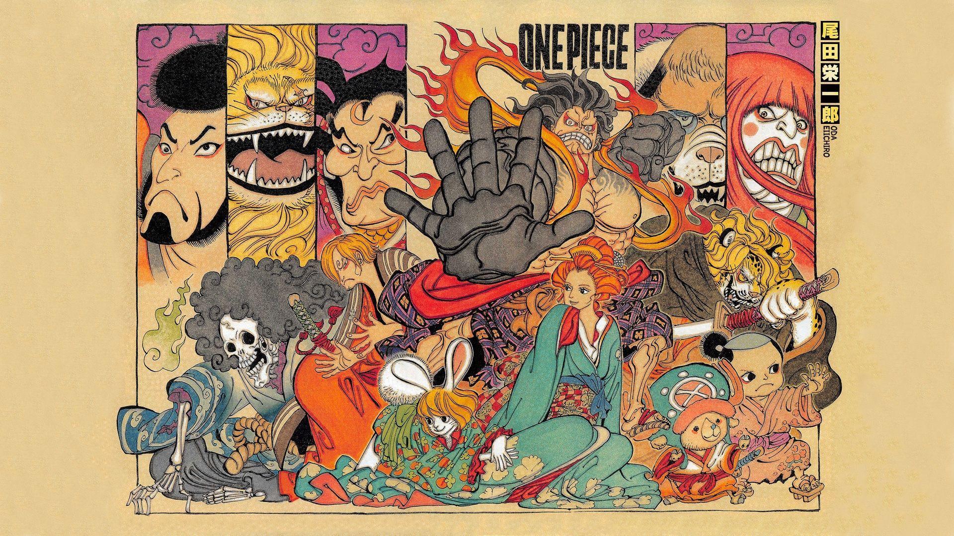 One Piece Manga Wallpapers Top Free One Piece Manga Backgrounds