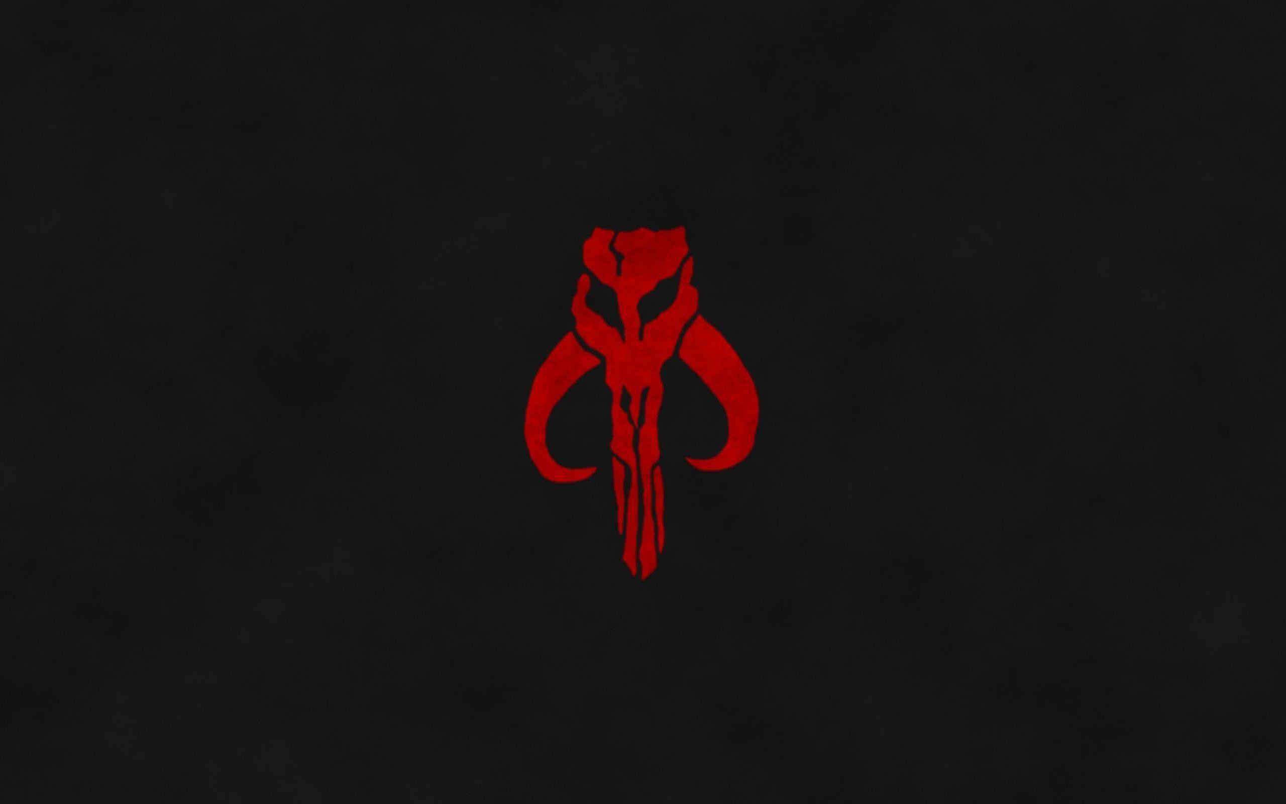 Mandalorian Logo Wallpapers Top Free Mandalorian Logo Backgrounds Wallpaperaccess