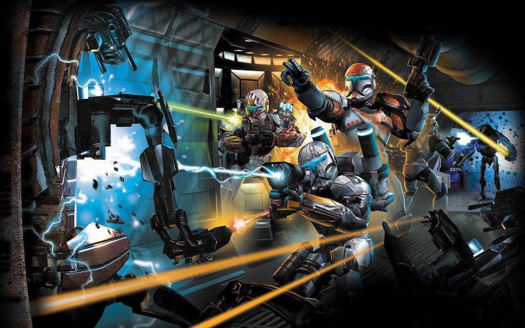Star Wars Republic Commando Wallpapers Top Free Star Wars Republic Commando Backgrounds Wallpaperaccess