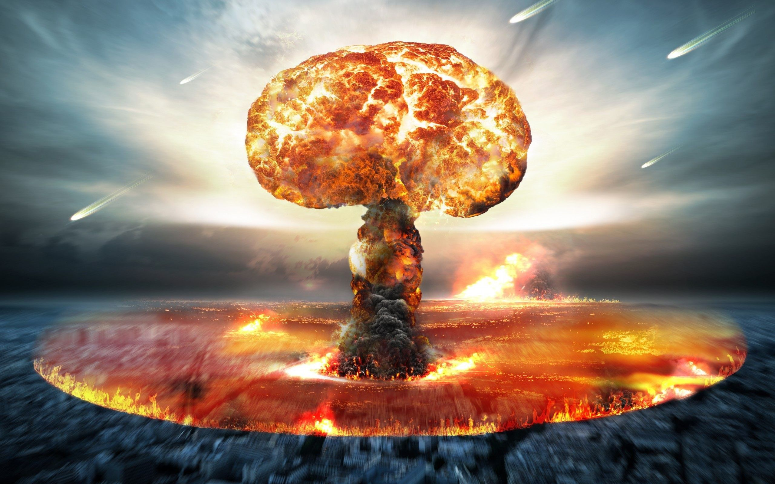 Atomic Explosion Wallpapers Top Free Atomic Explosion
