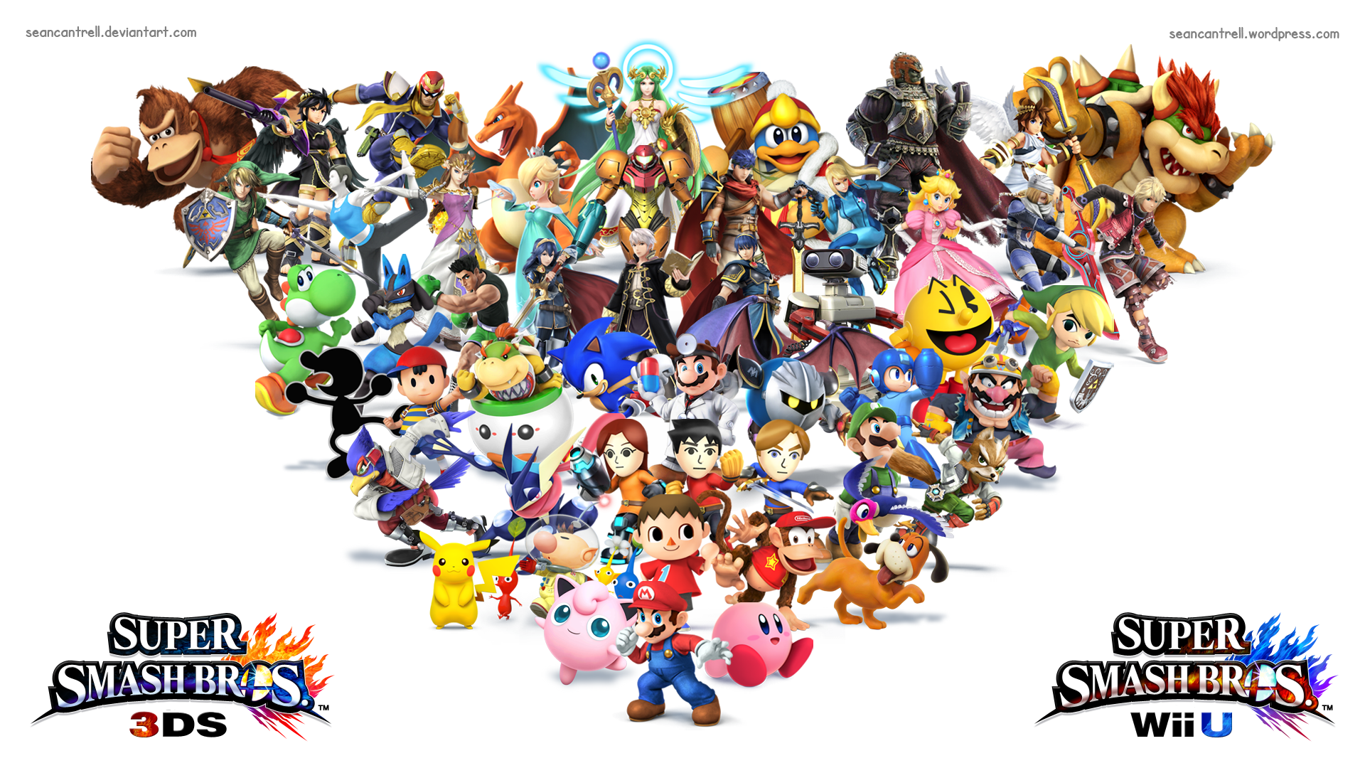 Super Smash Bros For Wii U Wallpapers Top Free Super Smash Bros