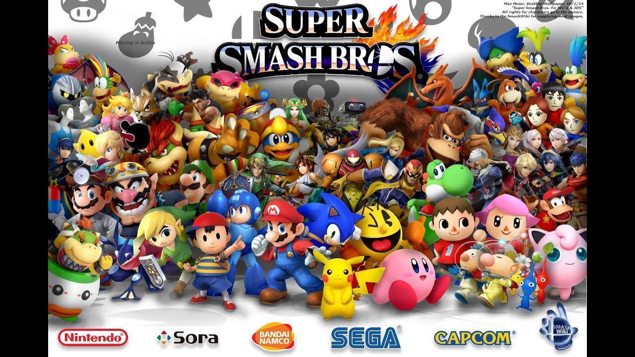 4 super smash download bros [US4MP] Ultimate