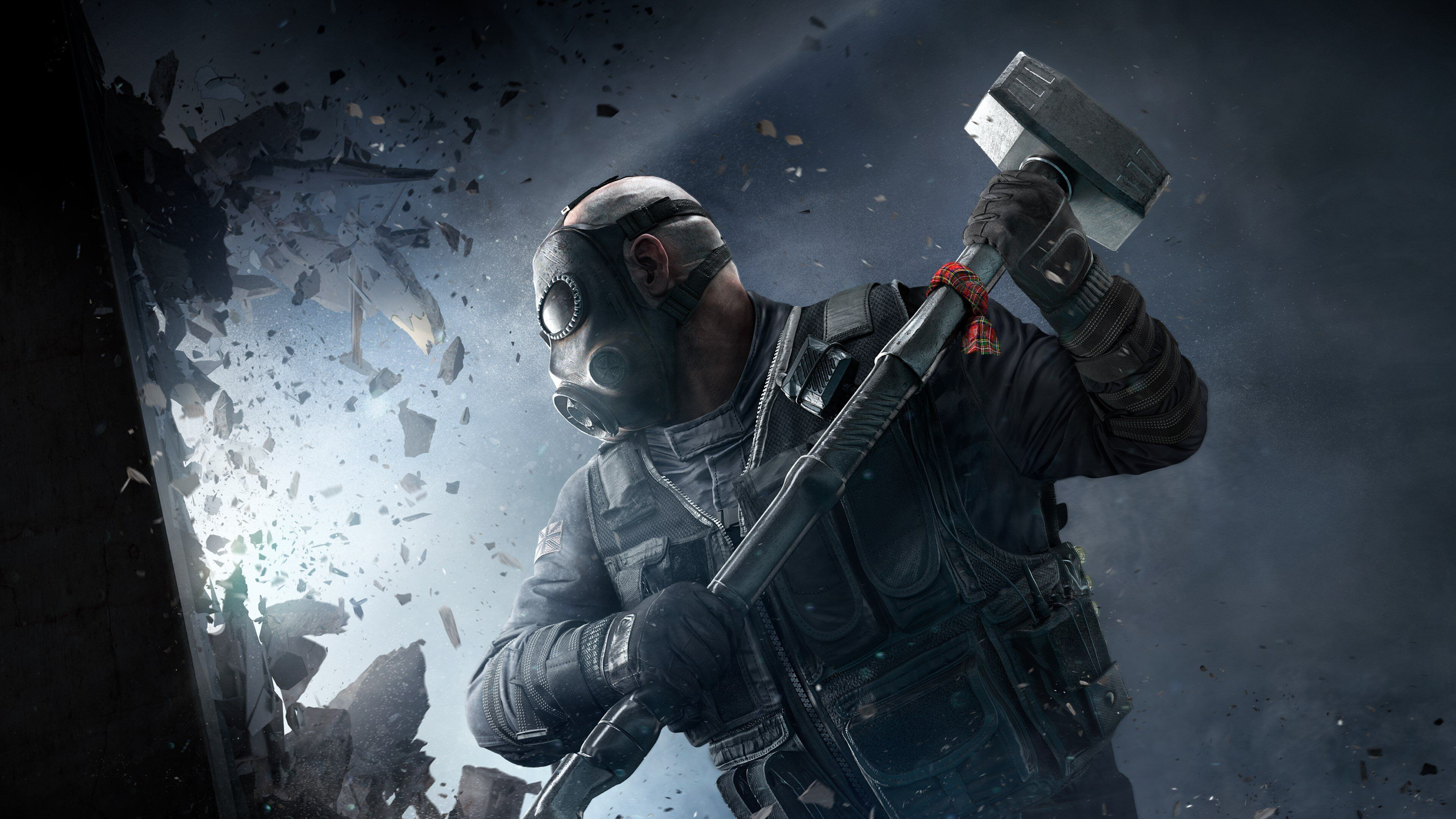 Tom Clancy S Rainbow Six Siege Wallpapers Top Free Tom Clancy S
