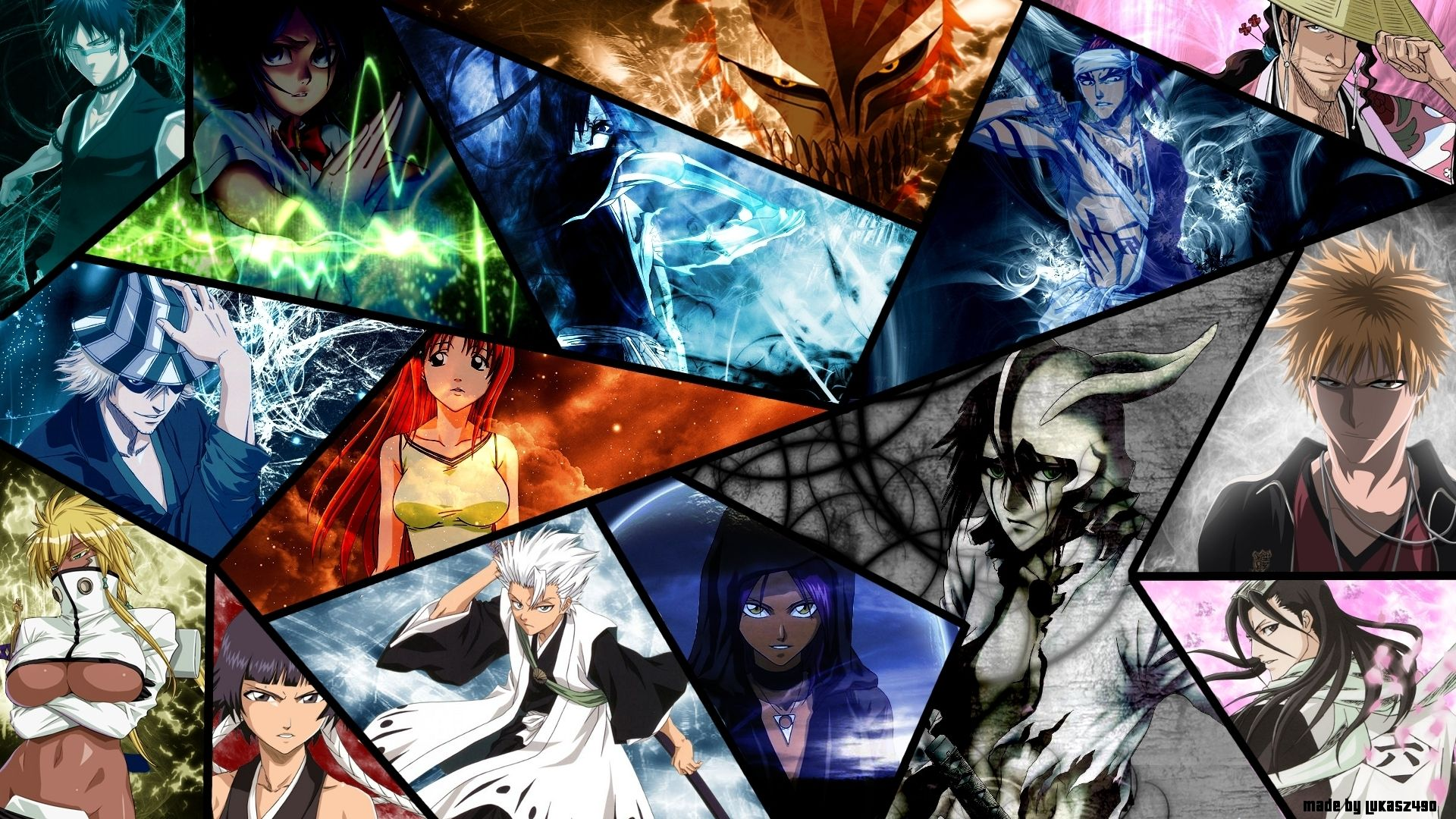 Bleach Anime Wallpapers Top Free Bleach Anime Backgrounds