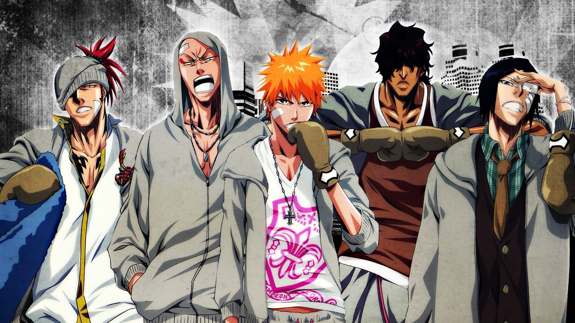 Bleach Captains Wallpapers - Top Free Bleach Captains
