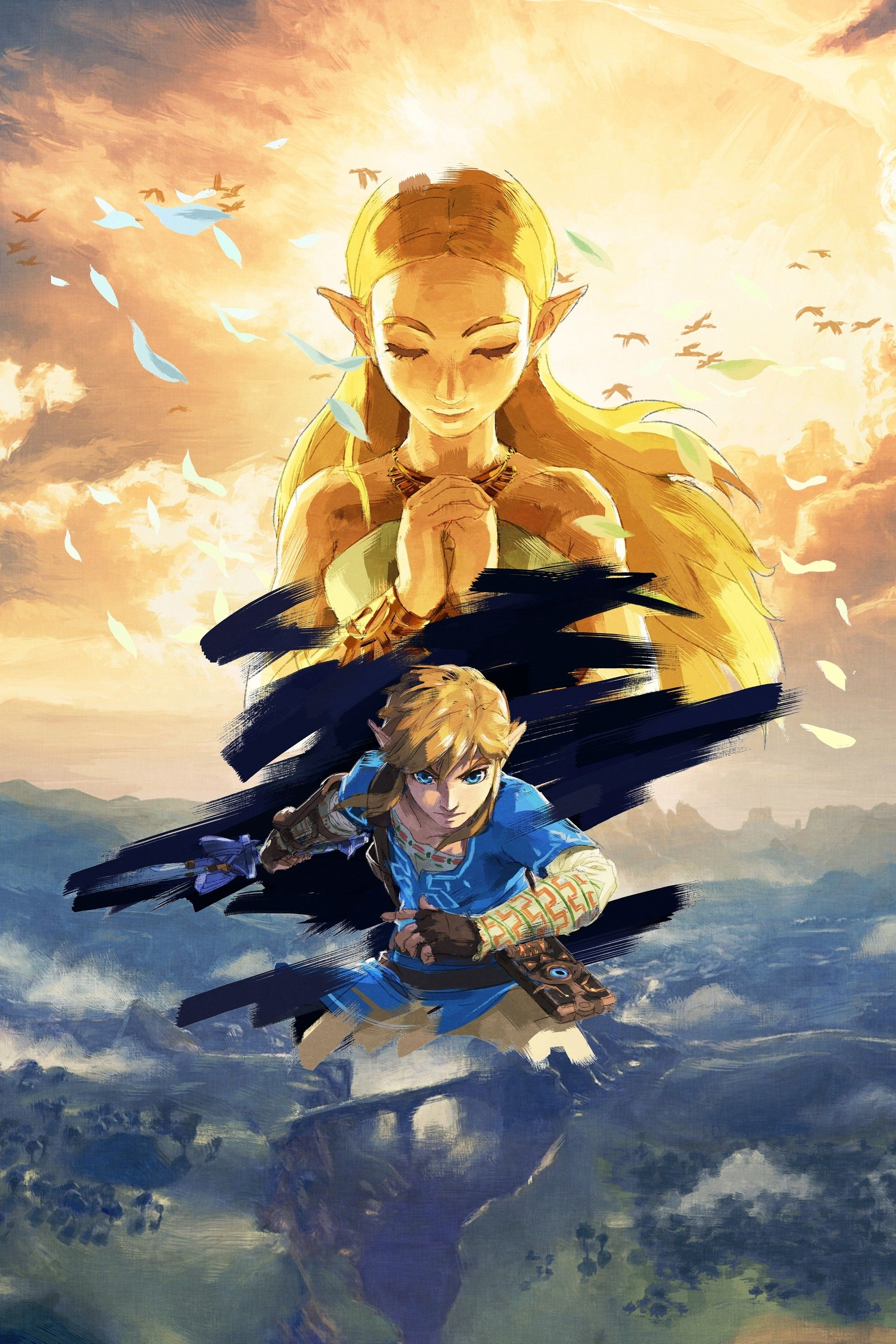 Princess Zelda Phone Wallpapers Top Free Princess Zelda Phone