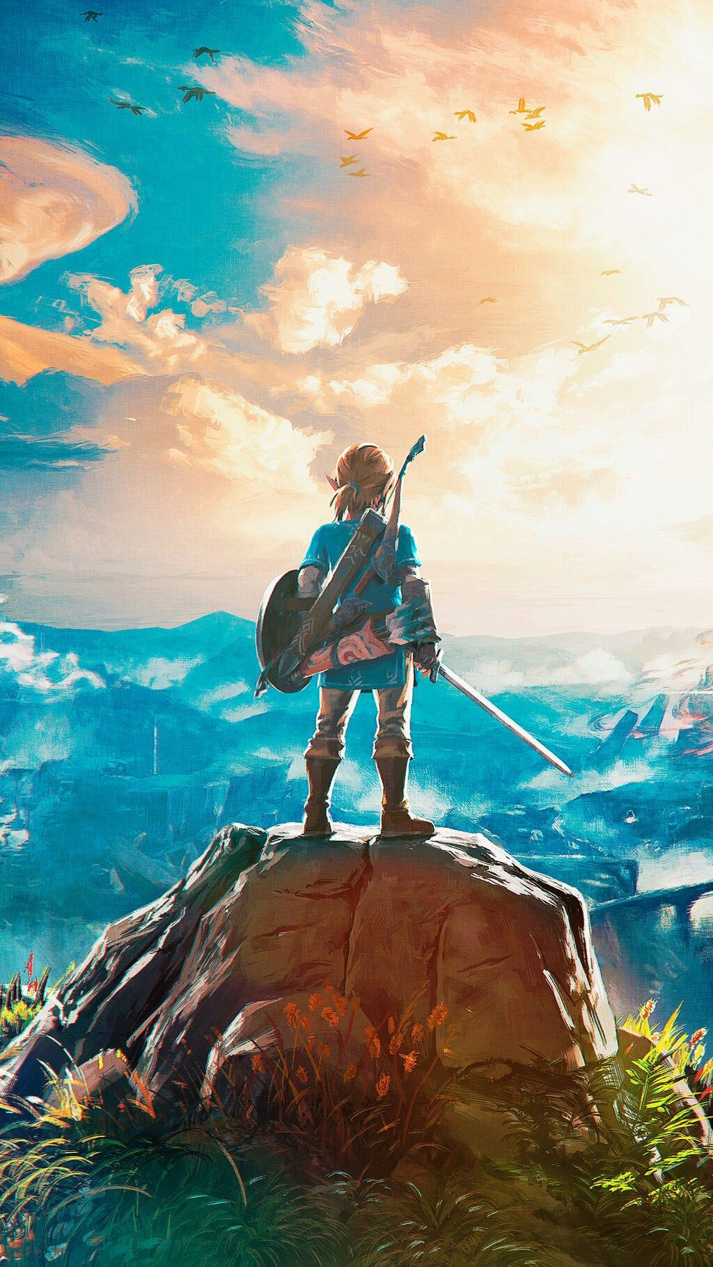 Legend Of Zelda Phone Wallpapers Top Free Legend Of Zelda Phone