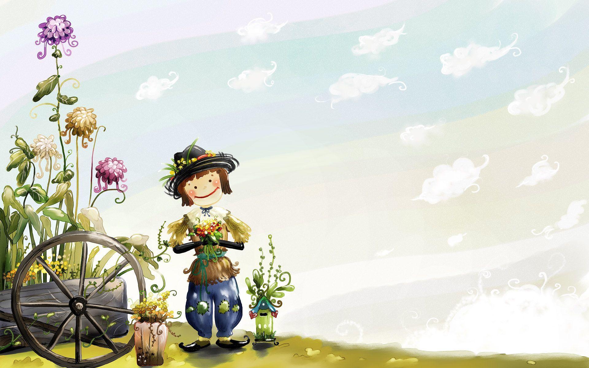 65 Best Free Cute Cartoon Desktop Wallpapers Wallpaperaccess