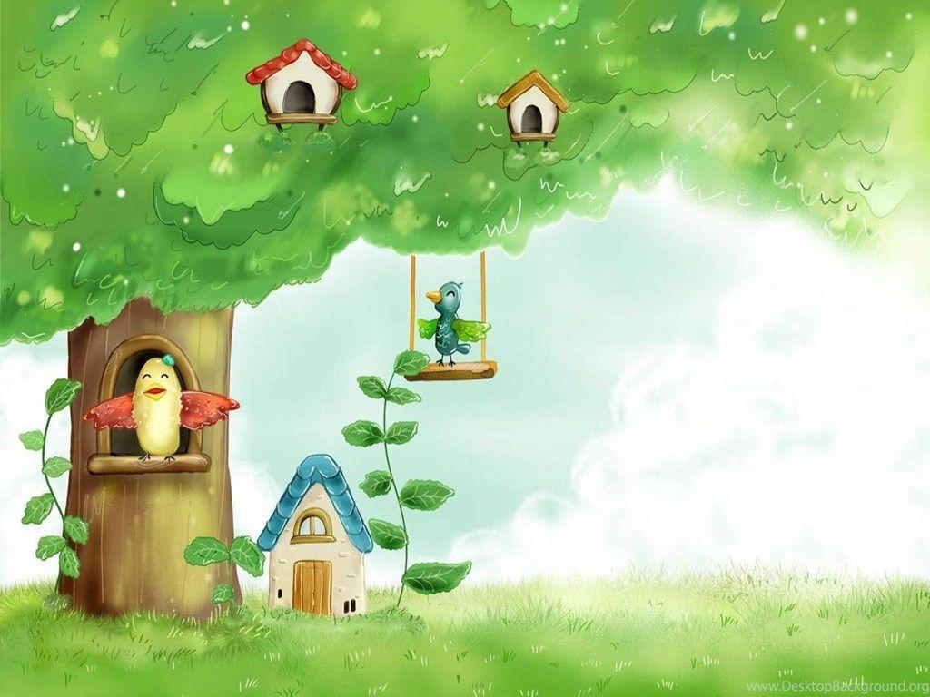 Cute Cartoon Desktop Wallpapers Top Free Cute Cartoon Desktop