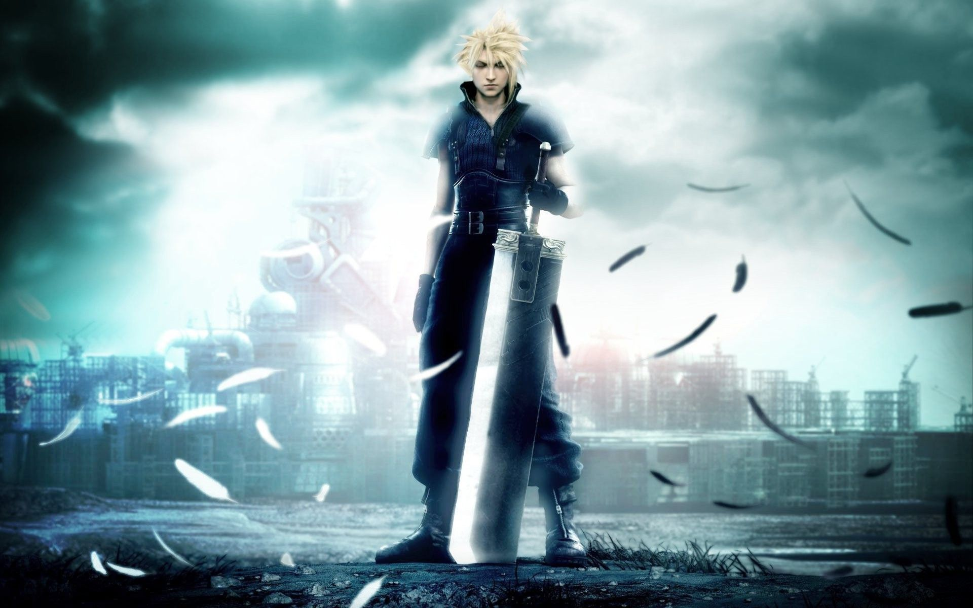 Cloud Strife Wallpapers Top Free Cloud Strife Backgrounds