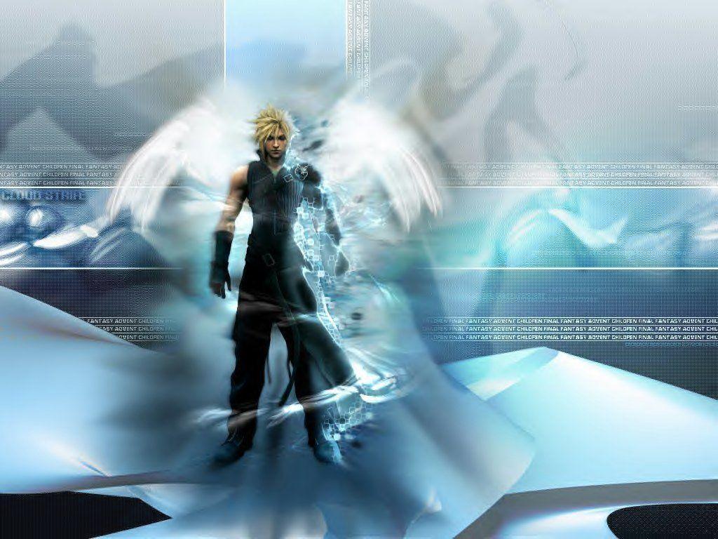 Wallpaper Hd Anime Final Fantasy Cloud Ardusat Org