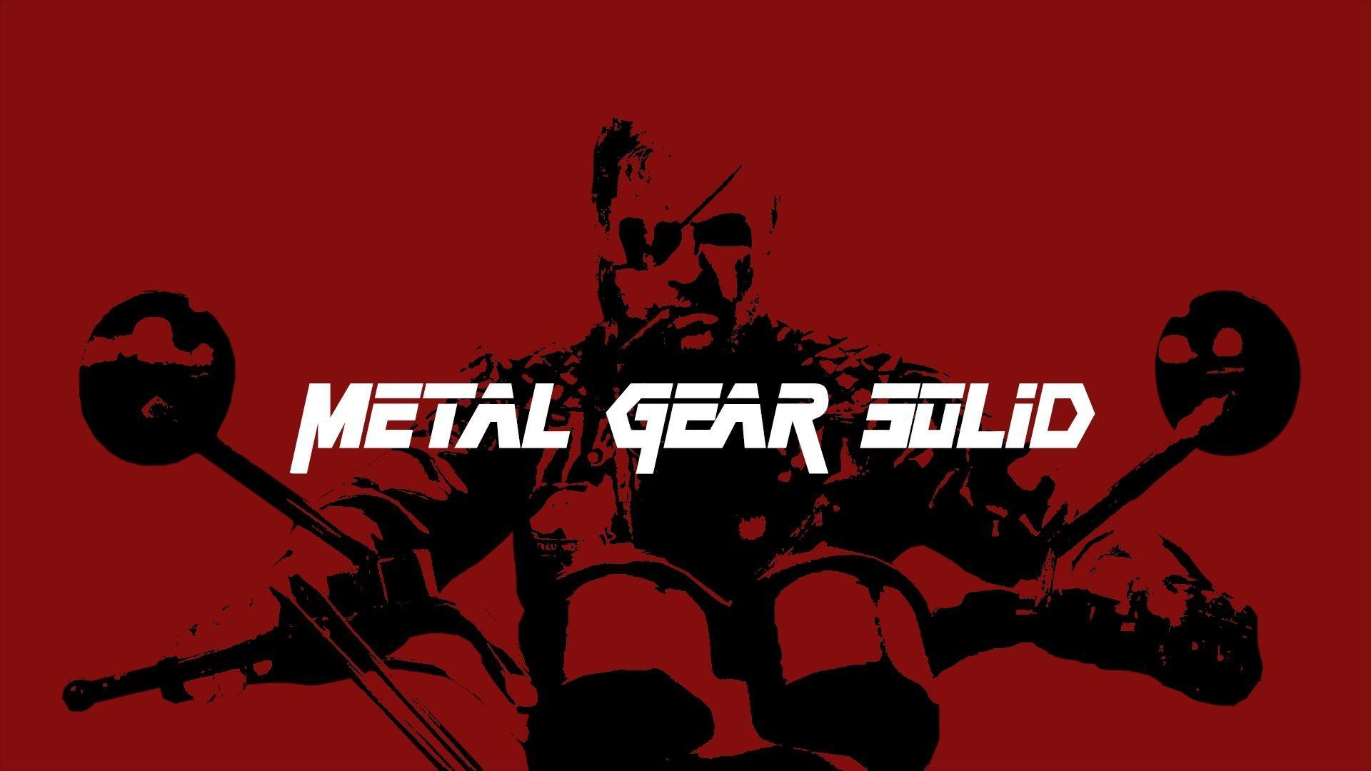 Metal Gear Wallpapers Top Free Metal Gear Backgrounds