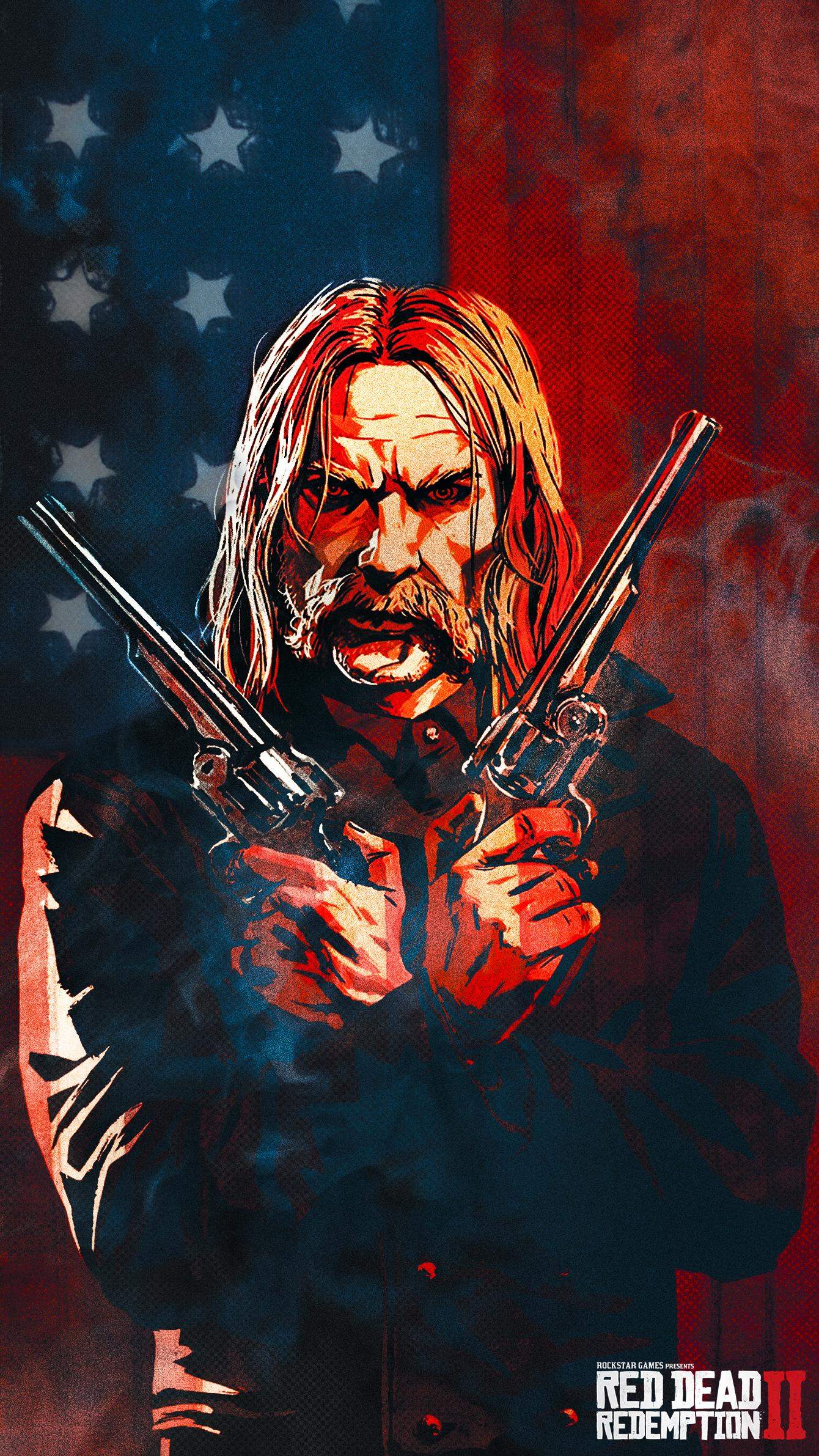 John Marston Iphone Wallpapers Top Free John Marston