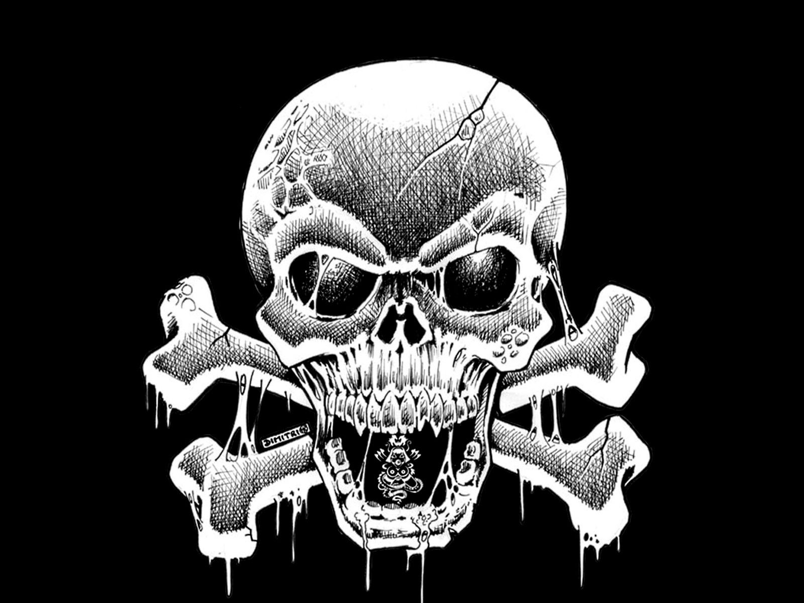 53 Best Free Skull And Crossbones Wallpapers Wallpaperaccess