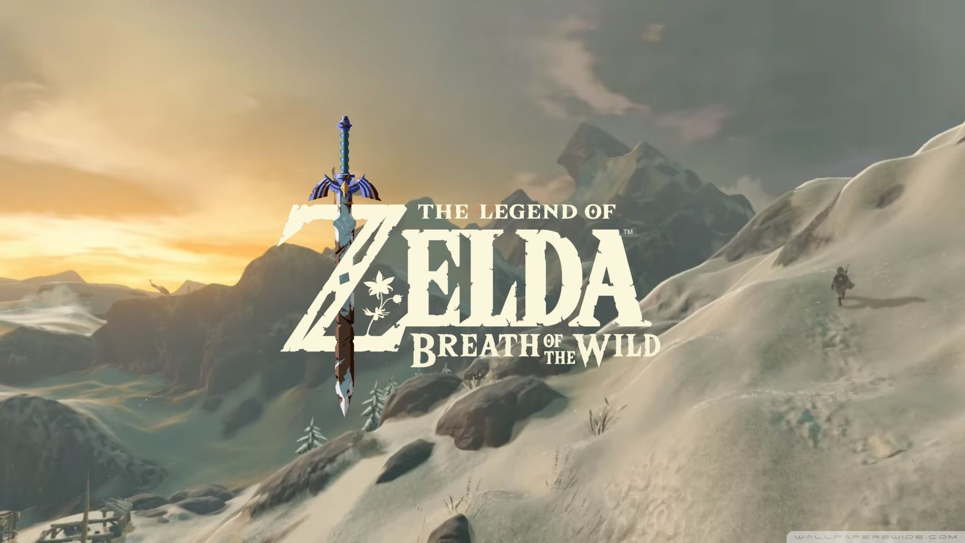 Breath Of The Wild Computer Wallpapers Top Free Breath Of The