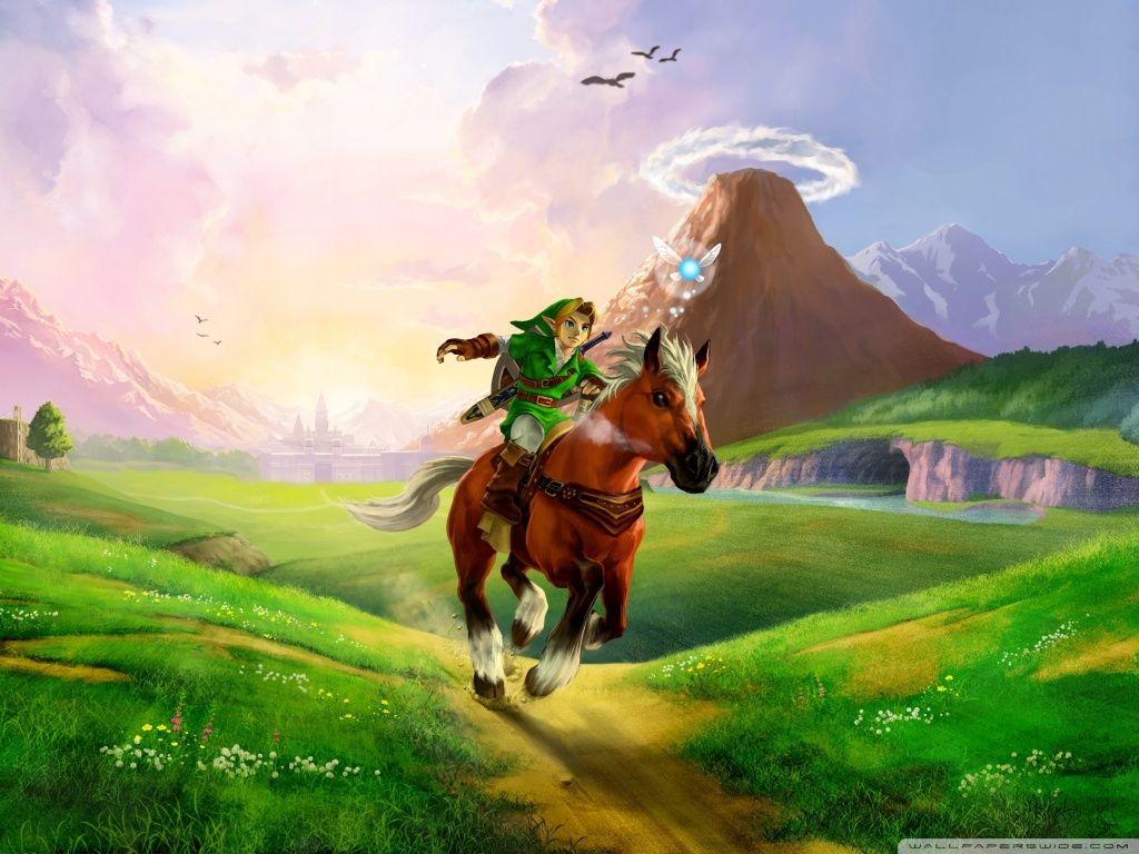 Ocarina Of Time Wallpapers Top Free Ocarina Of Time Backgrounds