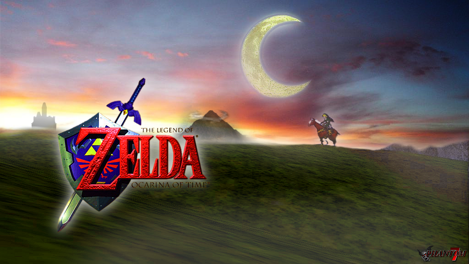 Ocarina Of Time Wallpapers Top Free Ocarina Of Time