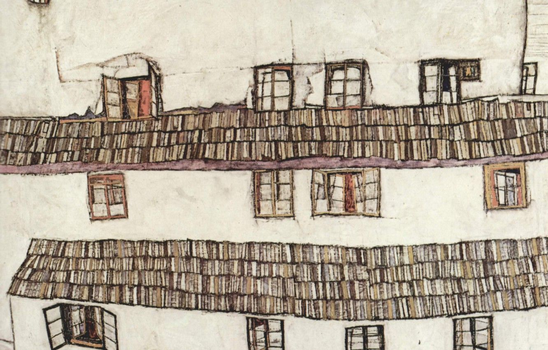 Hình nền 1332x850 Windows, 1914, Egon Schiele, Hình ảnh Windows